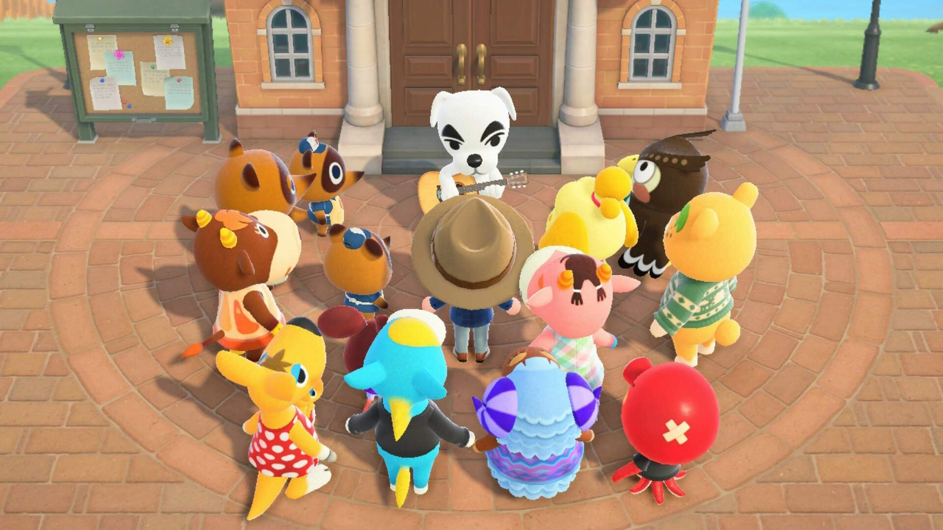 Animal Crossing New Horizons: KK Slider Song List
