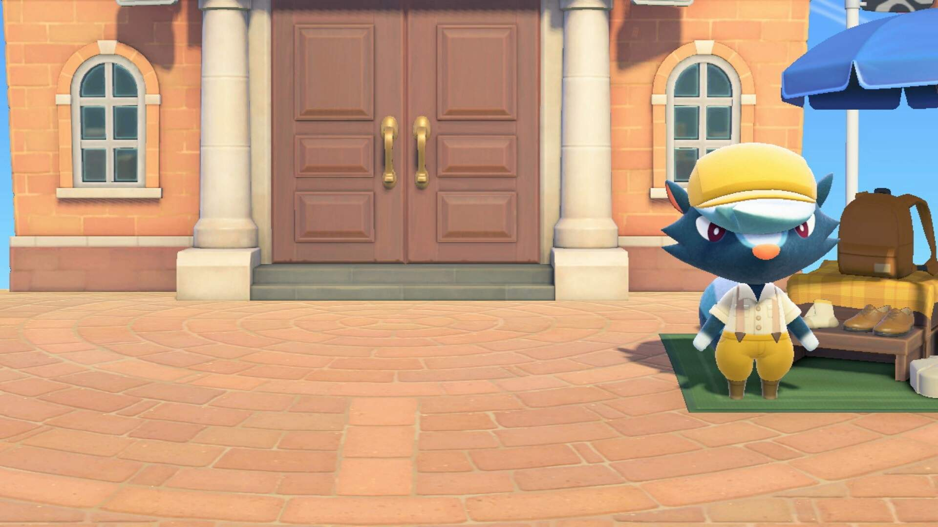 Animal Crossing New Horizons: When Does Kicks Come to Your Island?