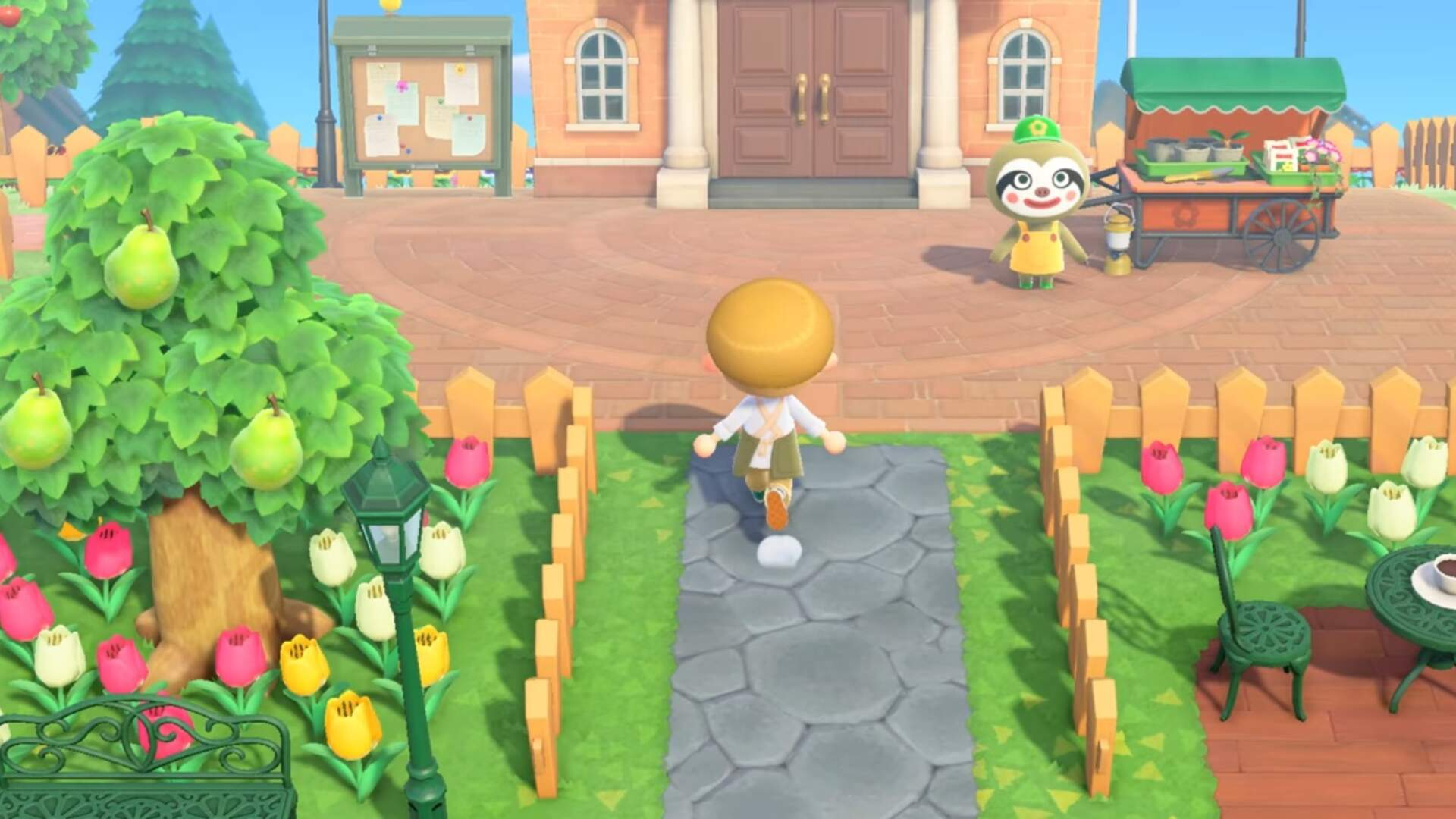 Animal Crossing New Horizons: How to Find Leif's Garden Shop and Get Shrubs