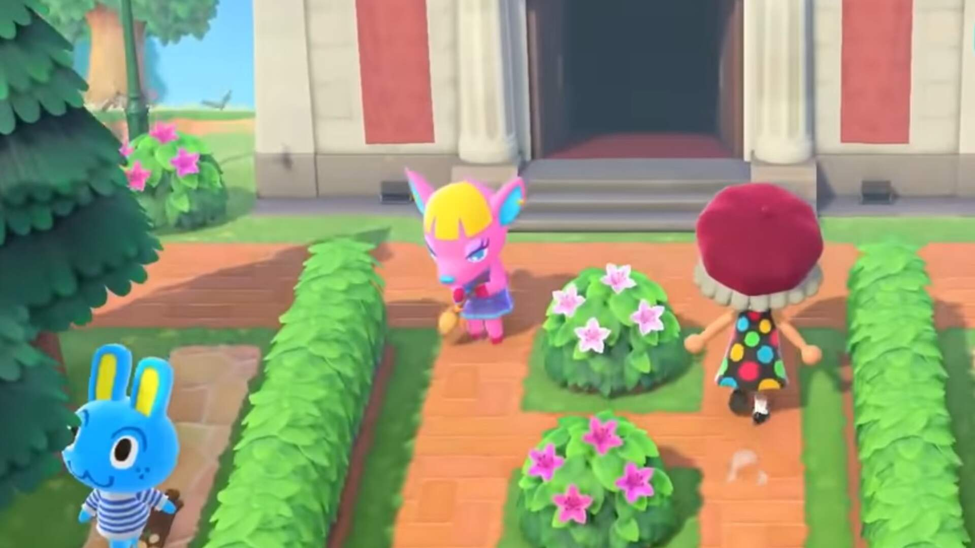 Animal Crossing New Horizons: How to Open the Art Gallery