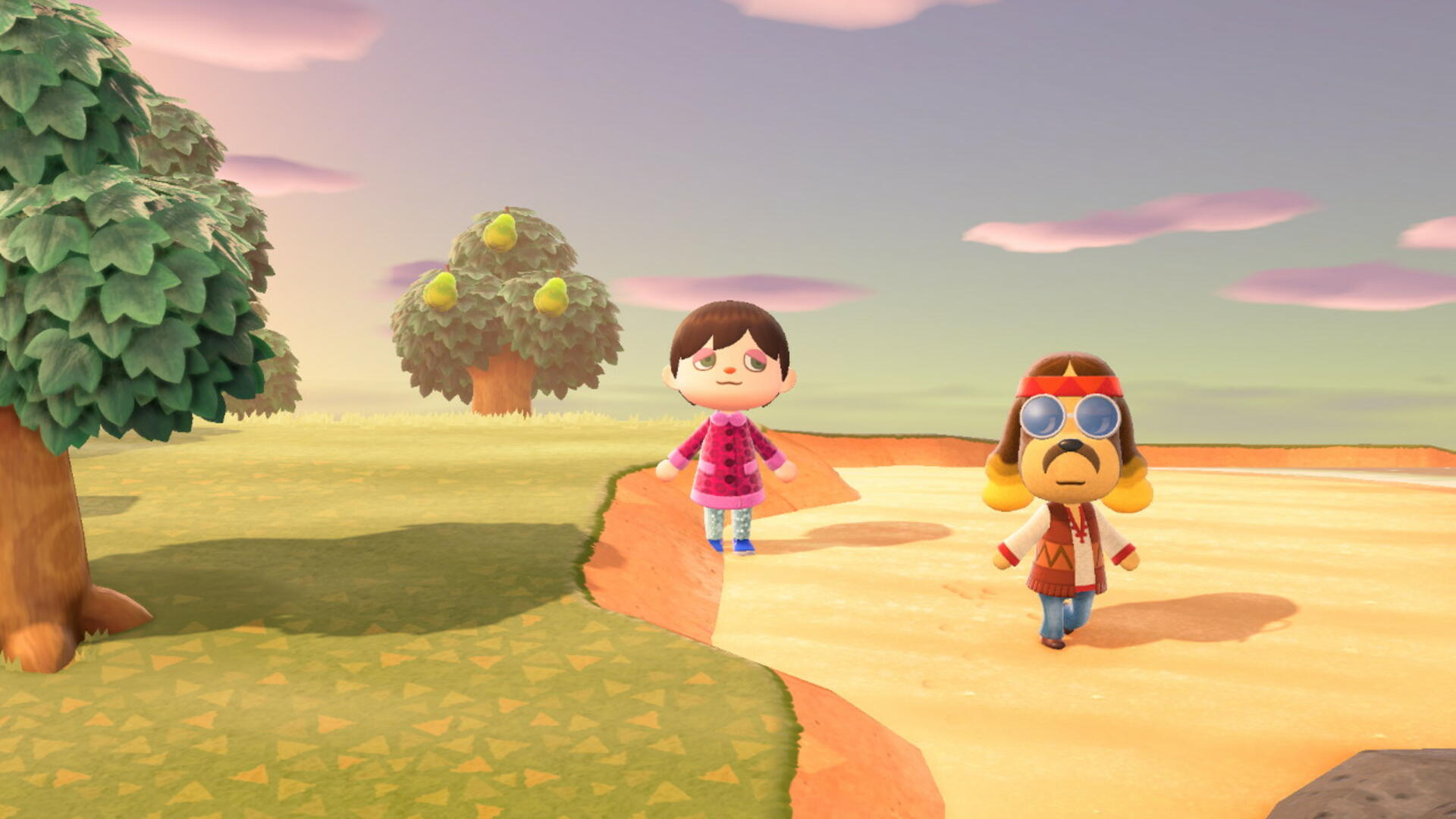 Animal Crossing New Horizons Players Can T Skip To Events Using
