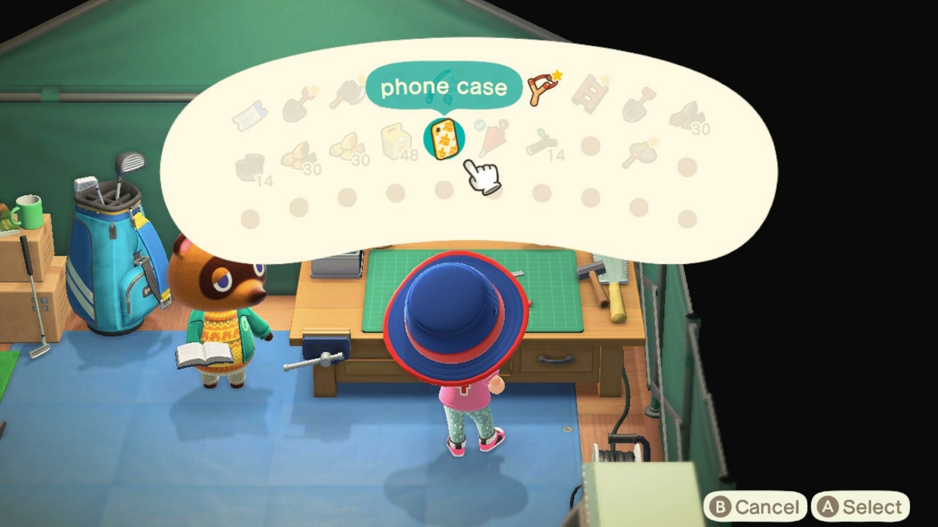 Animal Crossing New Horizons How To Change Nook Phone Case Usgamer