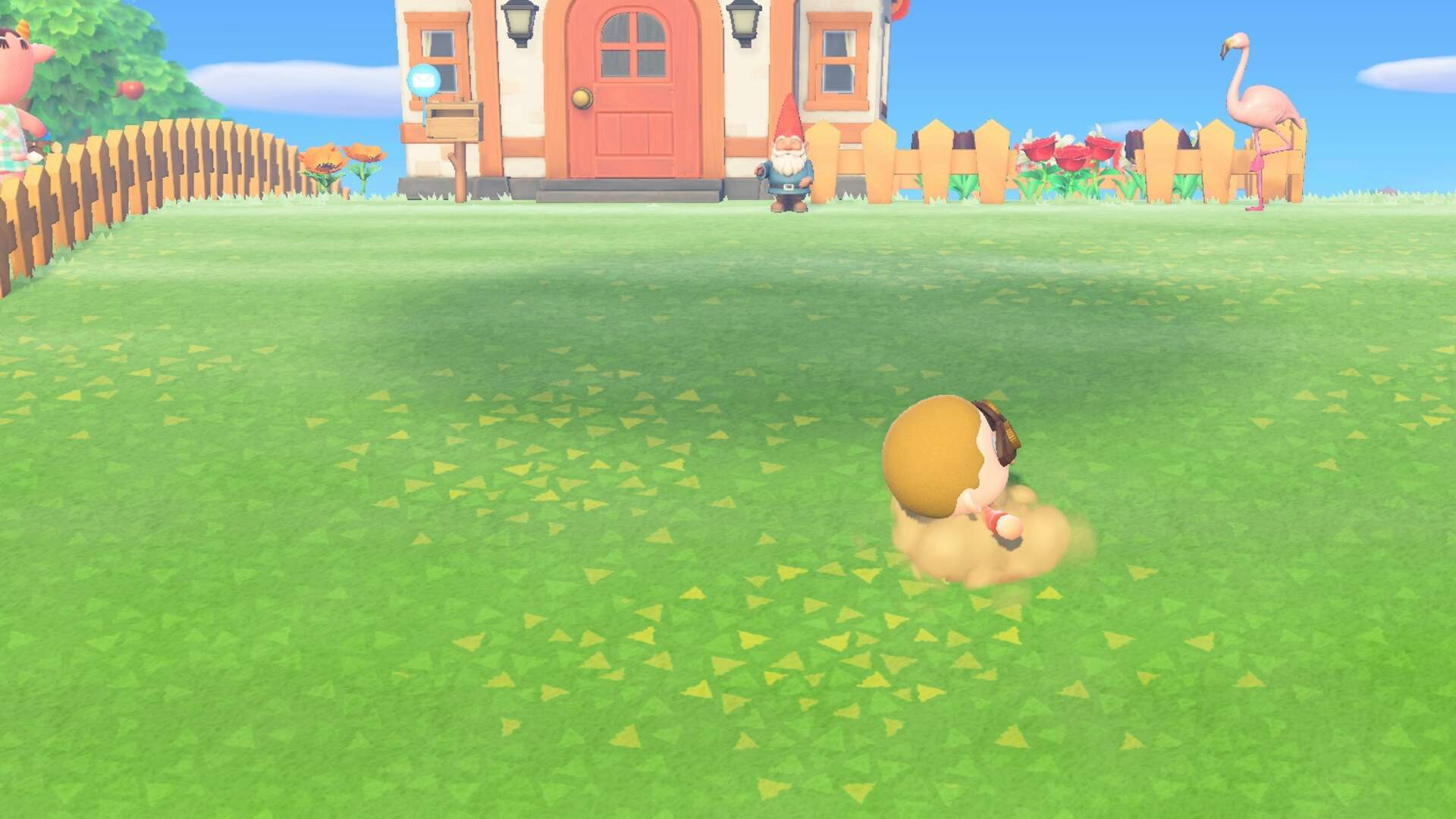Animal Crossing New Horizons: How to Get Pitfall Seeds
