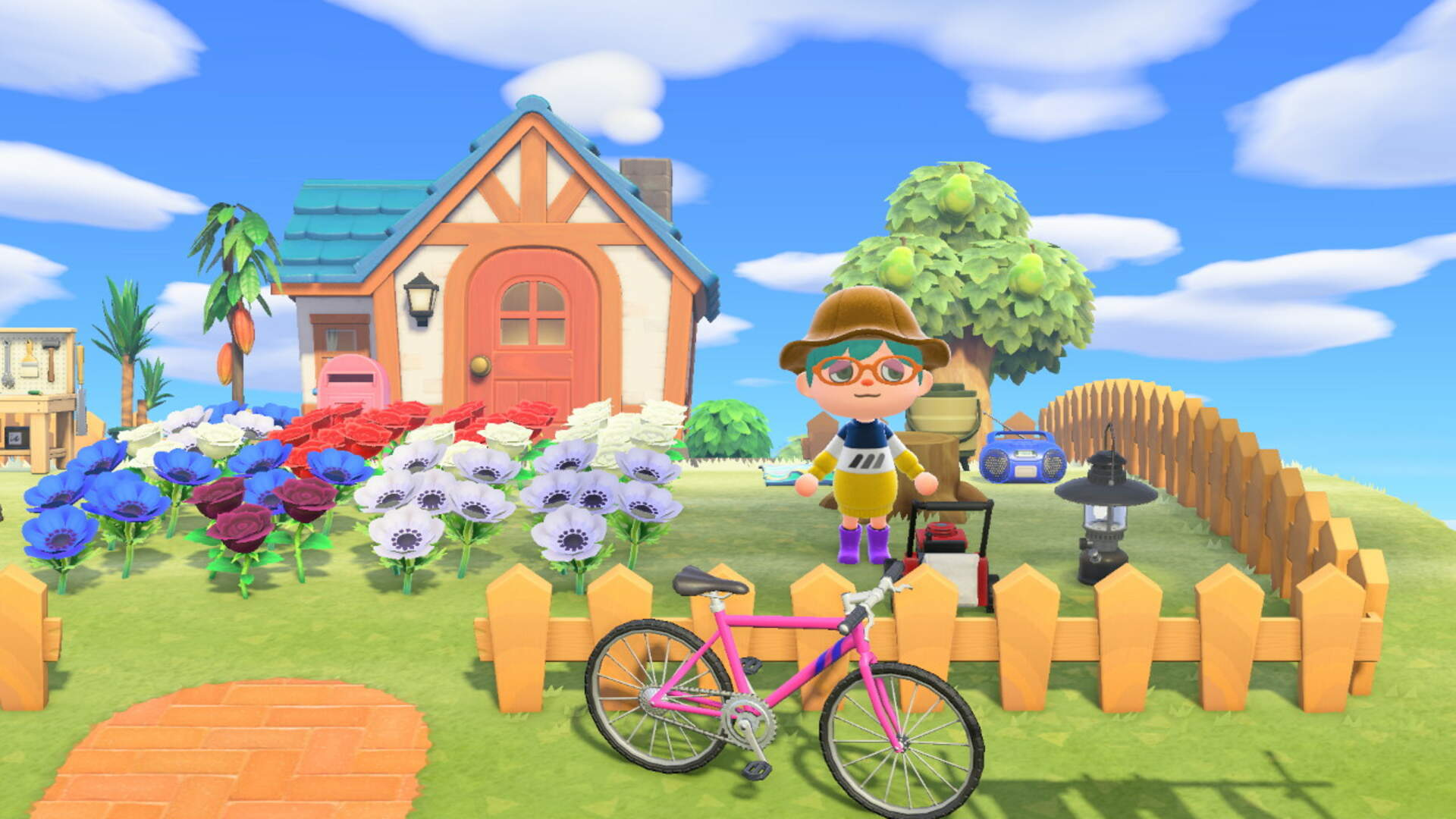 Animal Crossing New Horizons Roof Colors And How To Change Them Usgamer