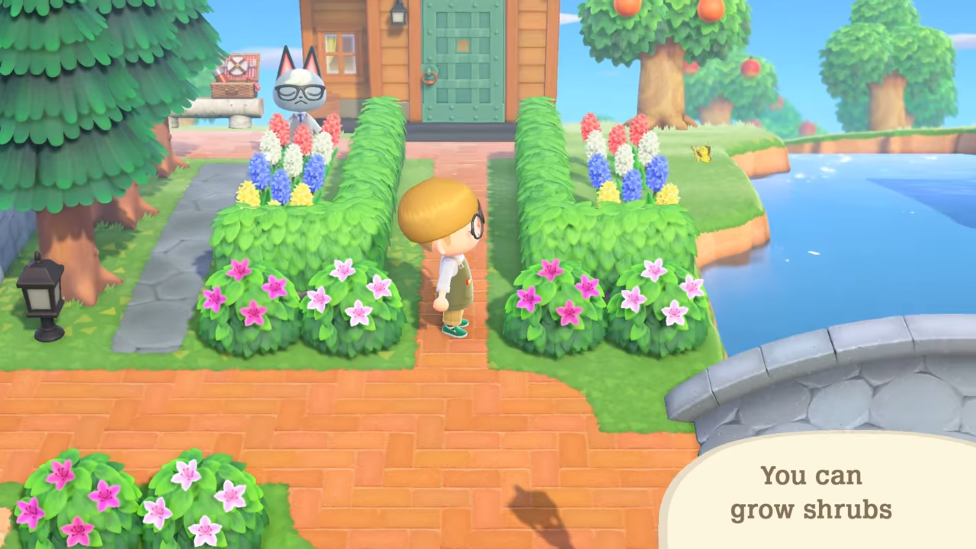 Animal Crossing New Horizons How To Find Leif S Garden Shop And