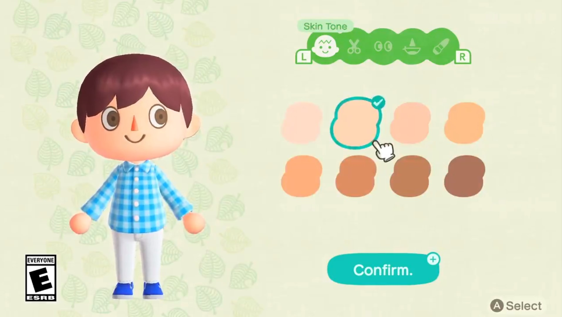 Animal Crossing New Horizons Character Customization And How To Change Your Appearance Usgamer