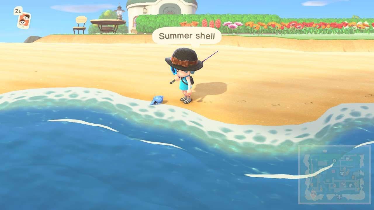 Animal Crossing New Horizons Summer Shell Diy Recipes List And