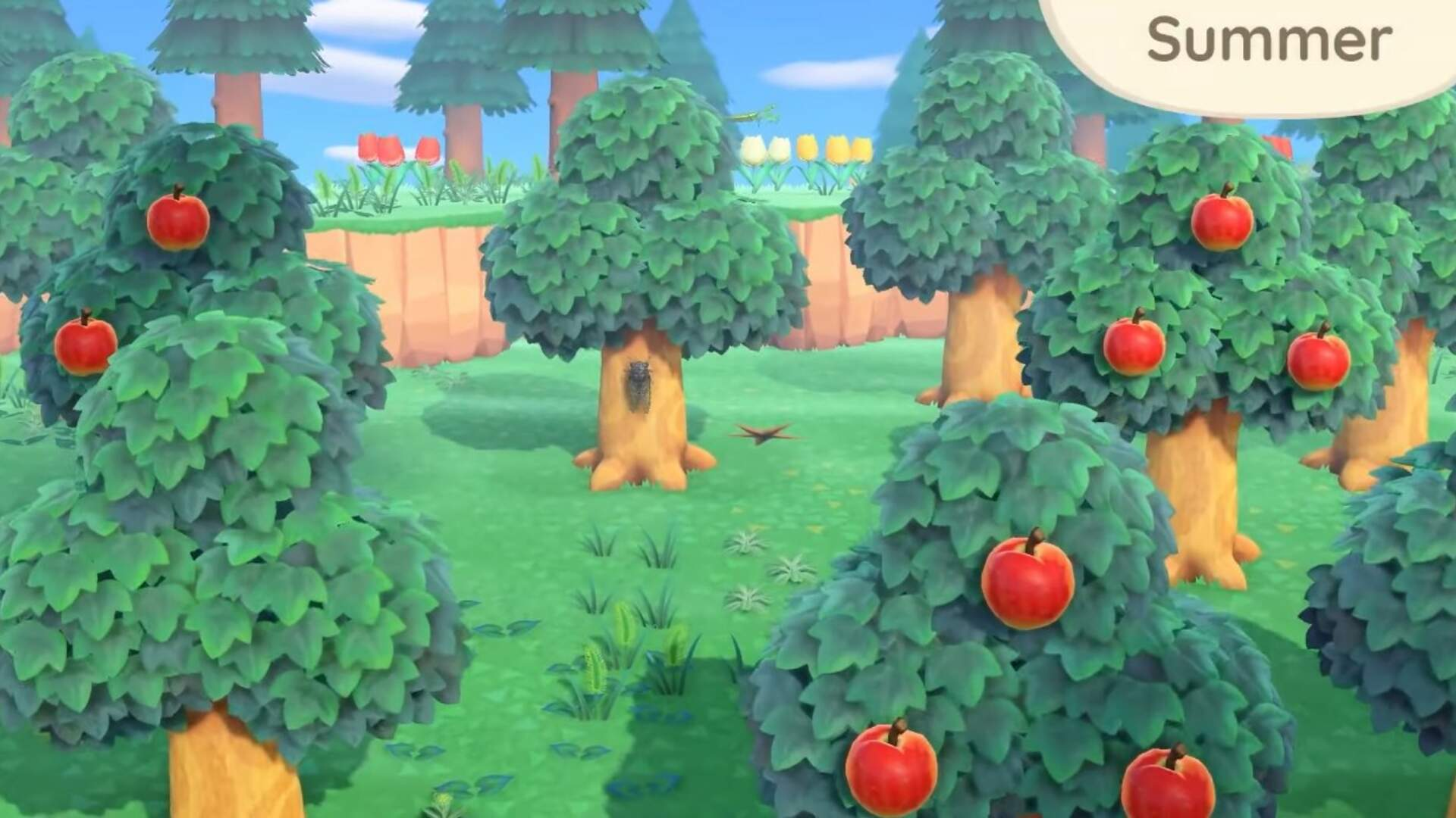Animal Crossing New Horizons Seasons Usgamer