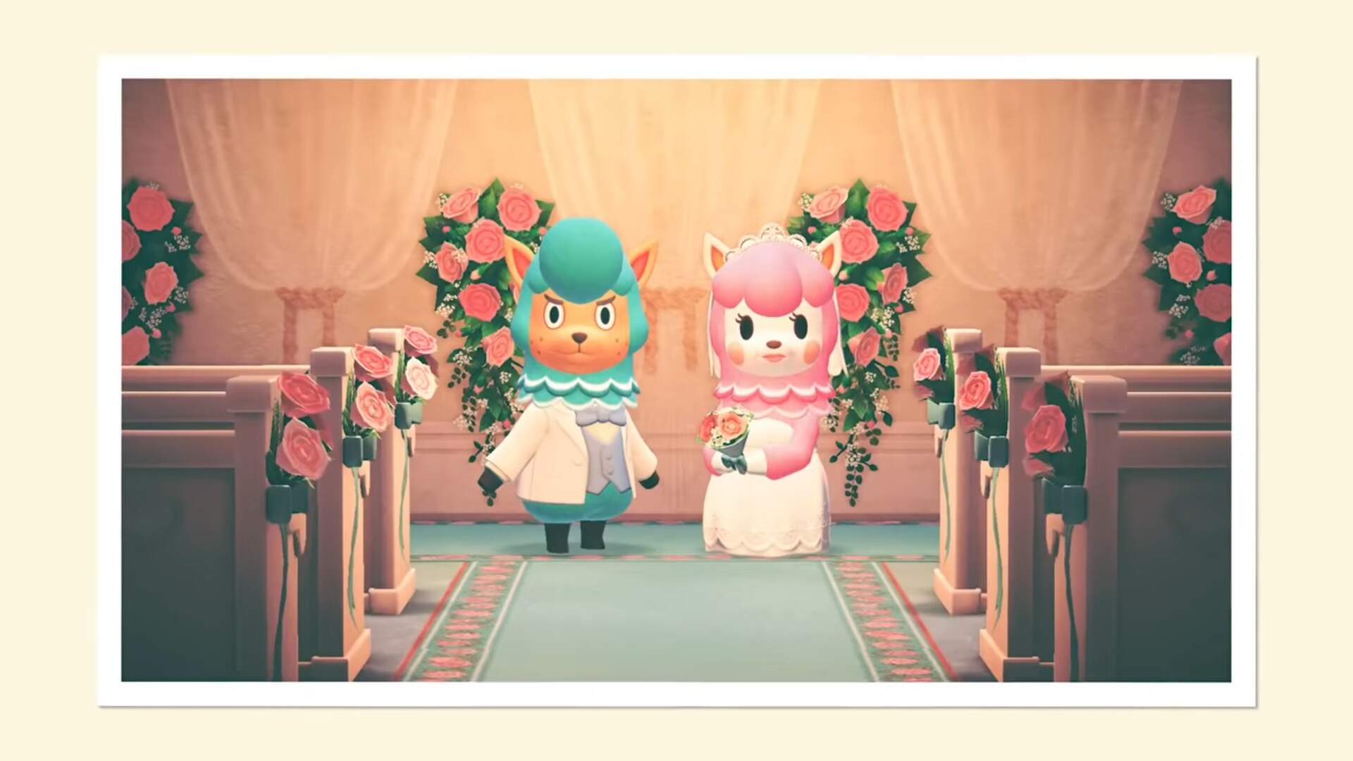 Animal Crossing New Horizons: How to Start the Wedding Season Event, What Rewards Are There?