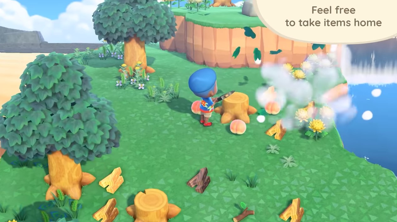 Animal Crossing New Horizons What Fruits Can You Get On Your Island Usgamer