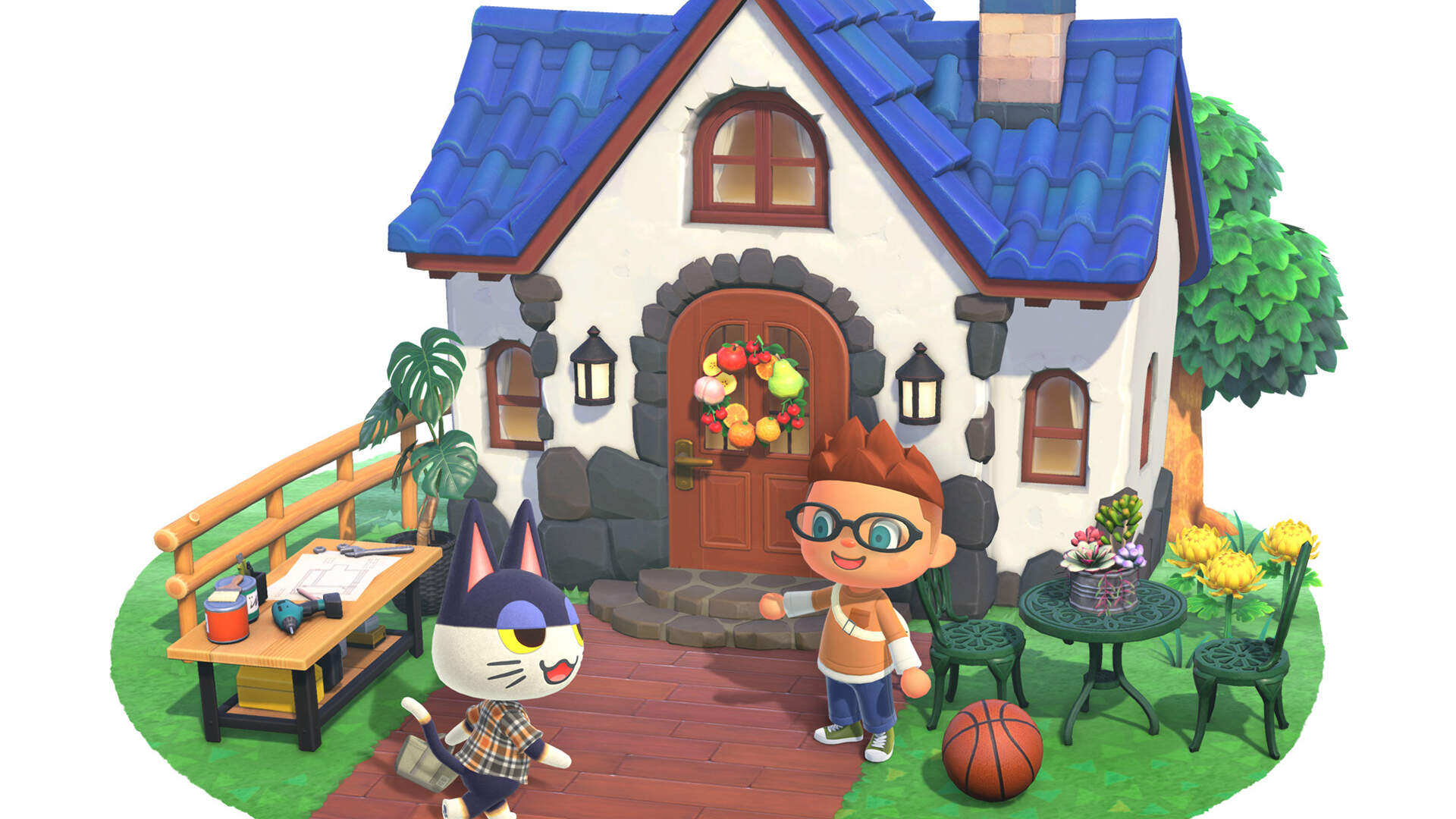 Animal Crossing: New Horizons Emanates Powerful Flip Phone Nostalgia