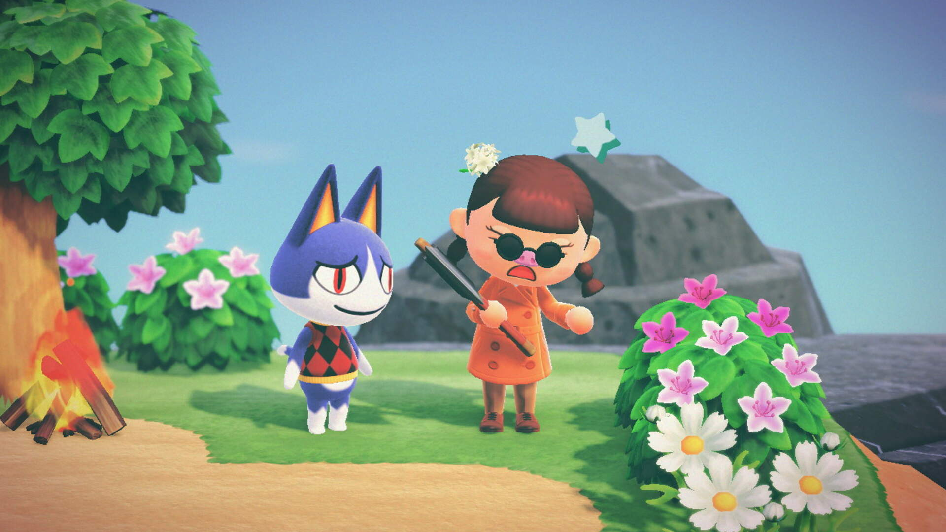 Animal Crossing: New Horizons' May Day Maze Is Fleeting, Clever Fun
