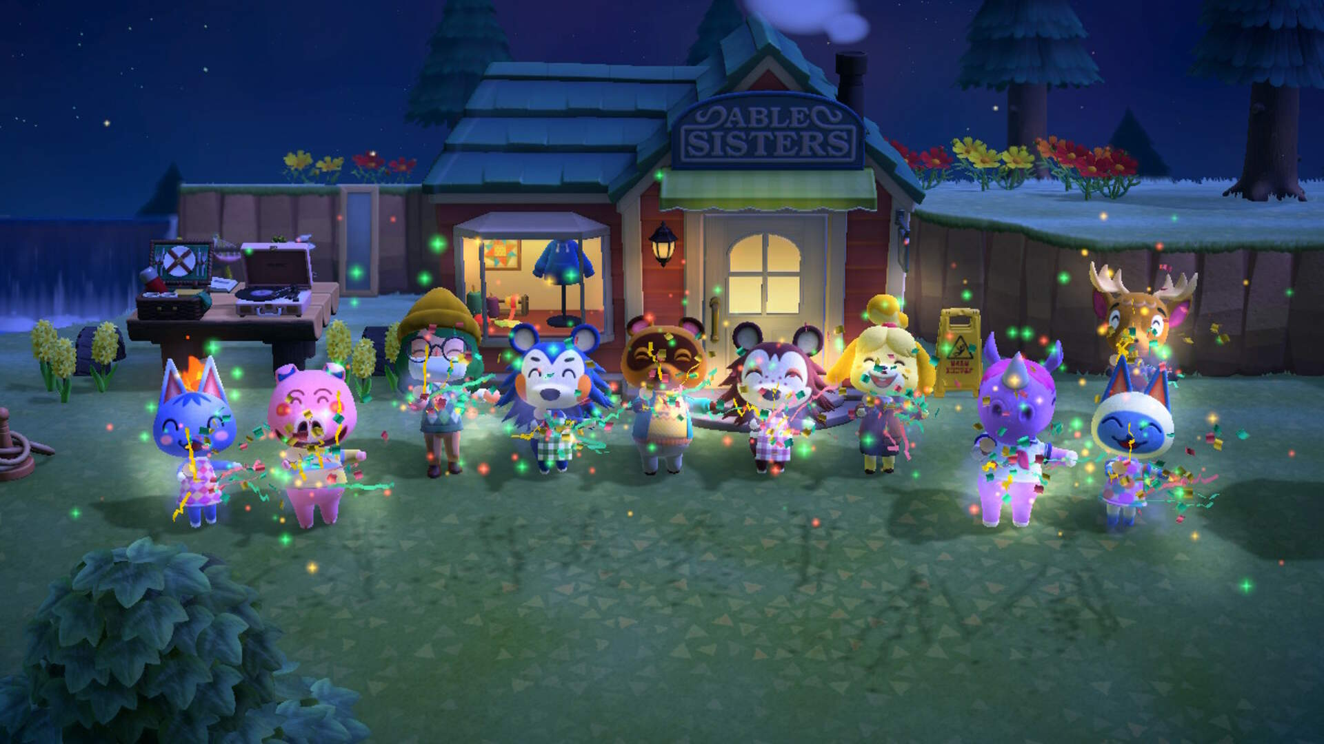 Nintendo Reports Big Sales as Animal Crossing: New Horizons Keeps Surging