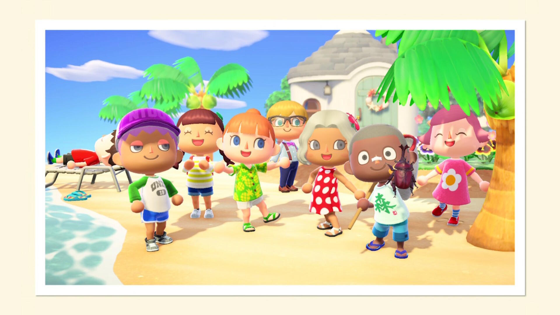 Animal Crossing New Horizons Opening Weekend Was Amazingly Wholesome Fun With Friends Usgamer