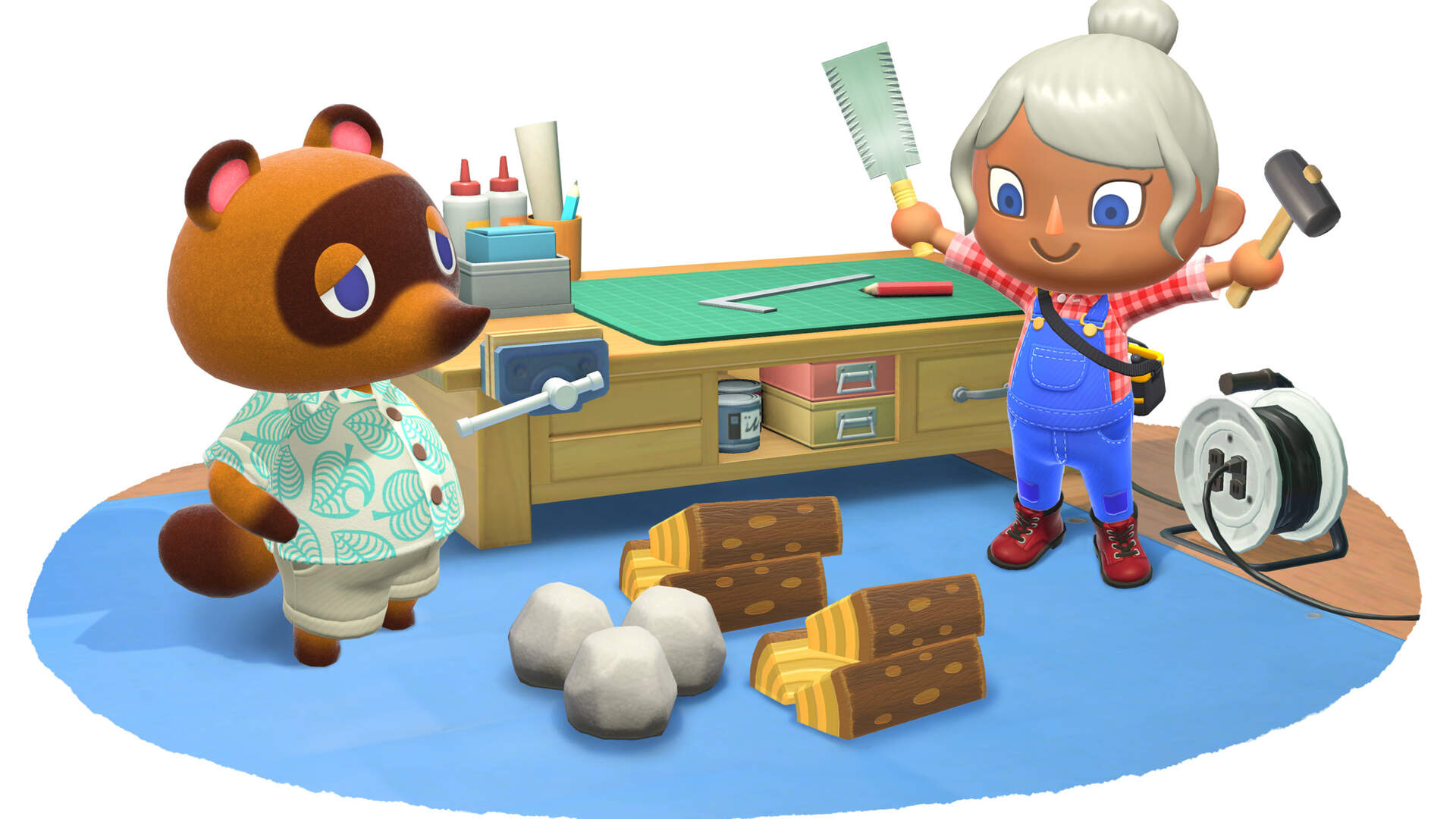 Animal Crossing New Horizons How To Customize Items Usgamer
