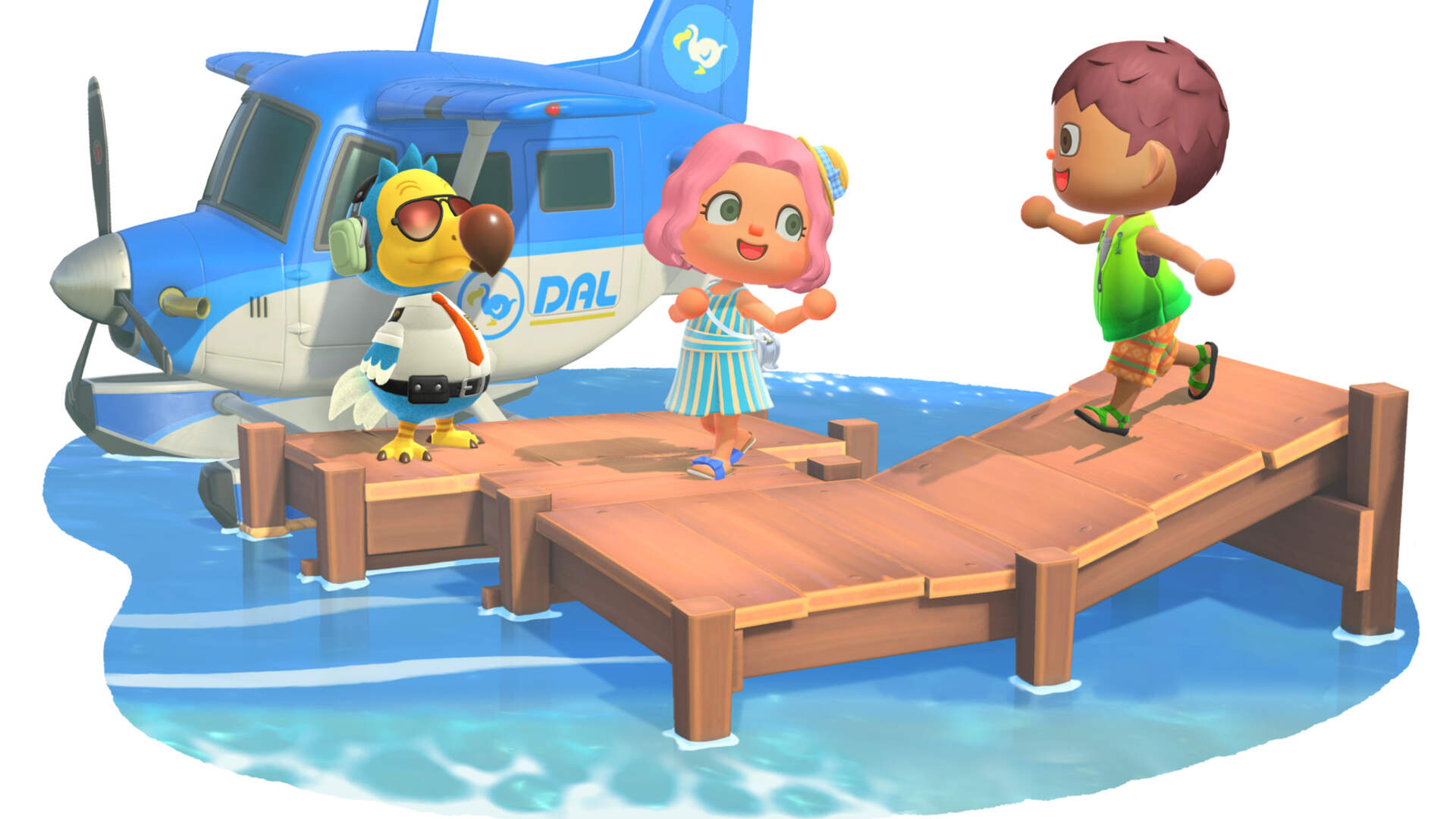 You Can Preload Animal Crossing: New Horizons' Day One Update Before Launch