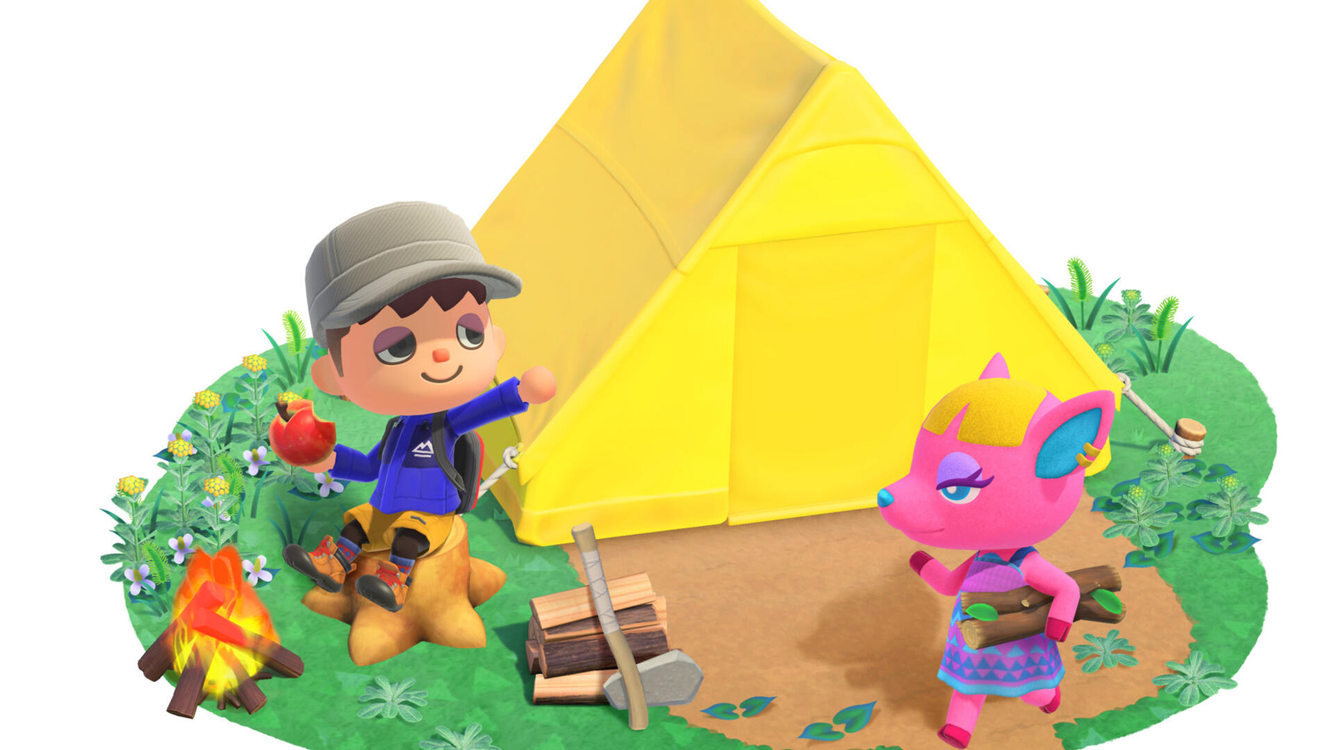 Animal Crossing New Horizons Will Have The Most Villagers At