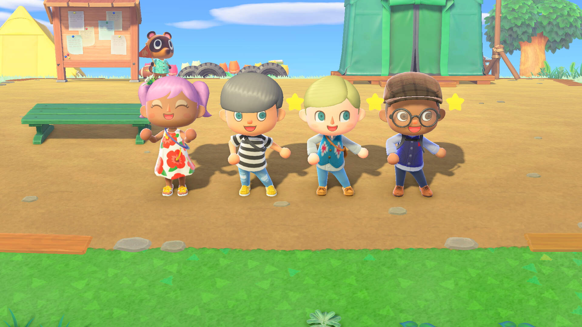 Animal Crossing: New Horizons' Able Sisters Shop Sells More Clothing Than Ever Before
