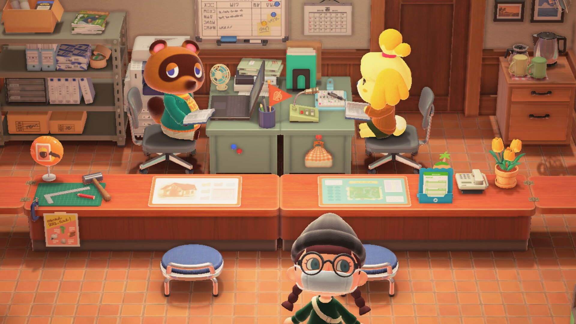 Animal Crossing: New Horizons' Latest Update Lowers Bank Interest Rates