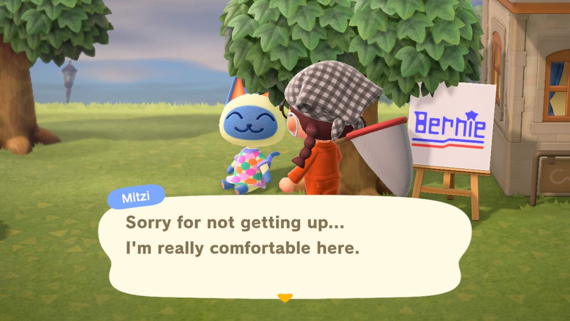 Nintendo Asks Brands to Keep Politics and Money Out of Animal Crossing: New Horizons