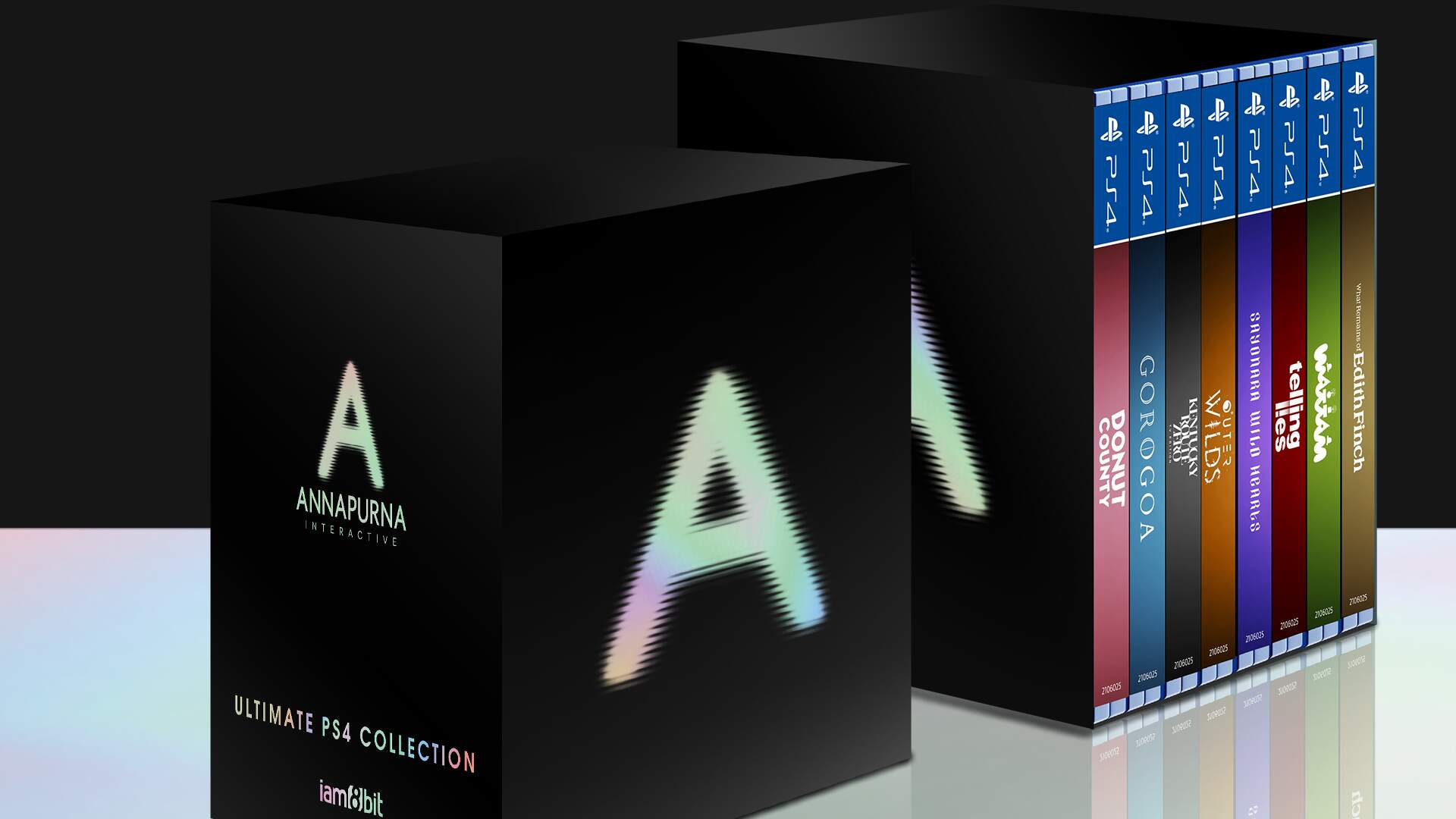 Annapurna Interactive Is Releasing an Eight Game Box Set to Celebrate Its First Five Years