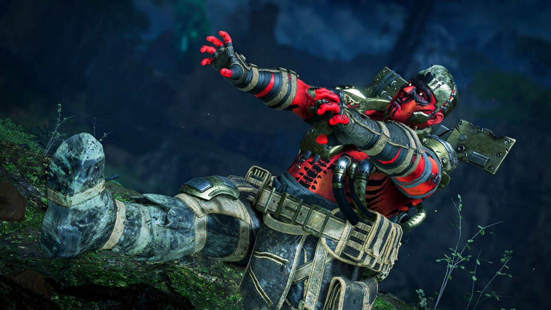 Apex Legends Is Sneaking Wallrunning Into Its New Halloween Mode