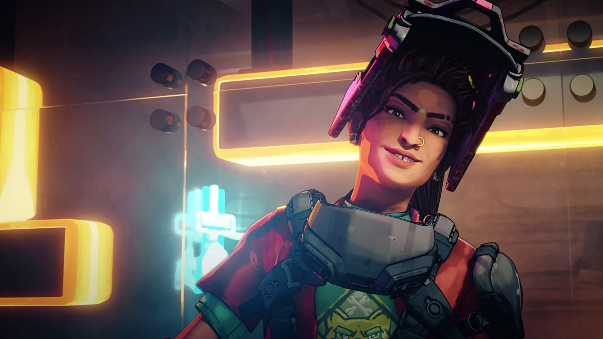 Apex Legends's Rampart Comes With a Huge Turret Gun in Season 6