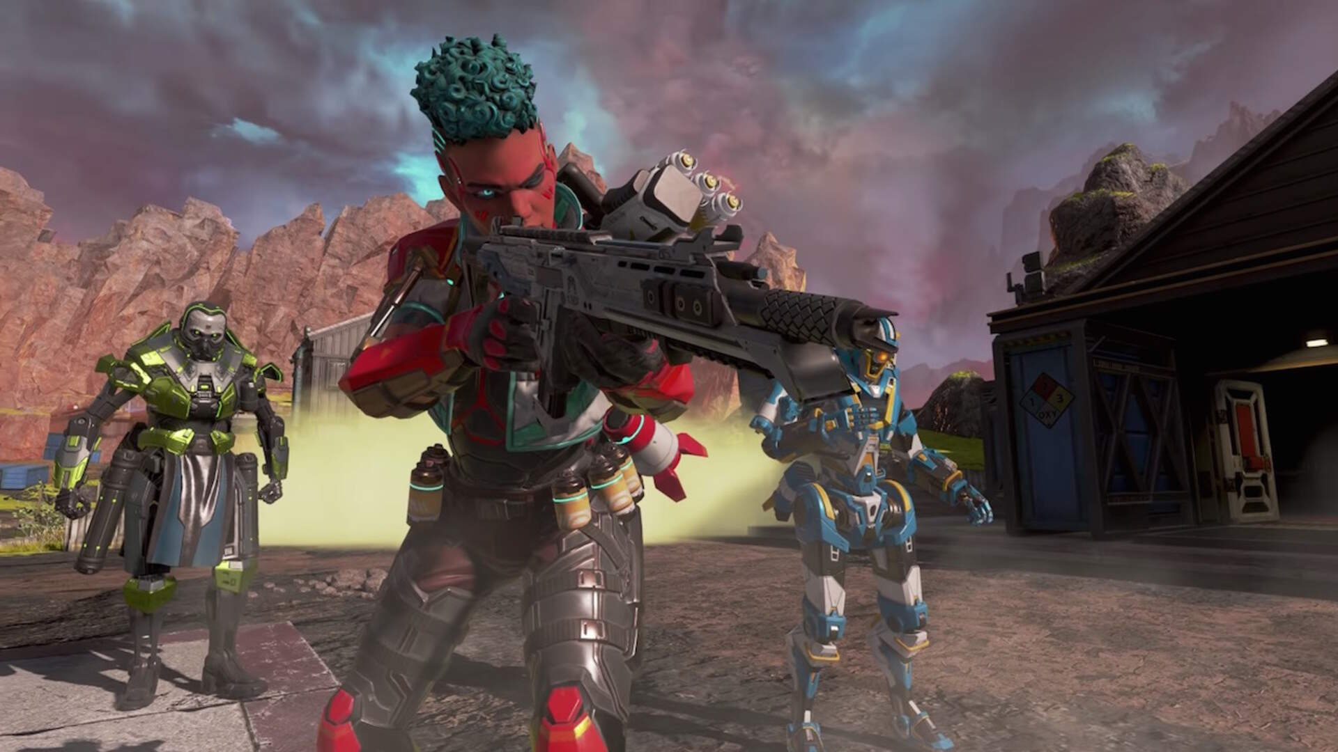 Apex Legends' New Mid-Season Patch Penalizes Grenade Spammers in a Big Way