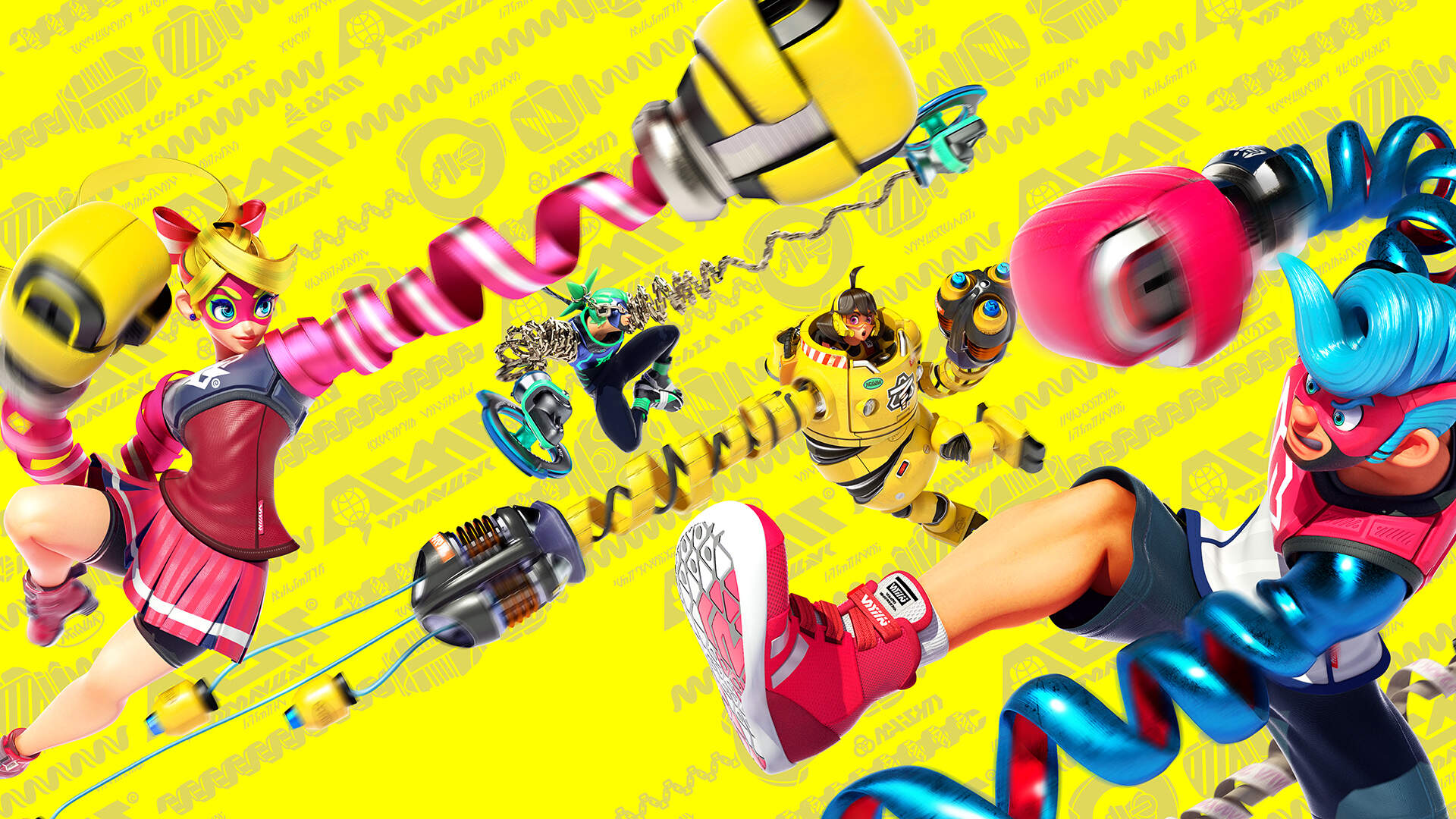 Arms is the Nintendo Underdog That Brought Us All Together