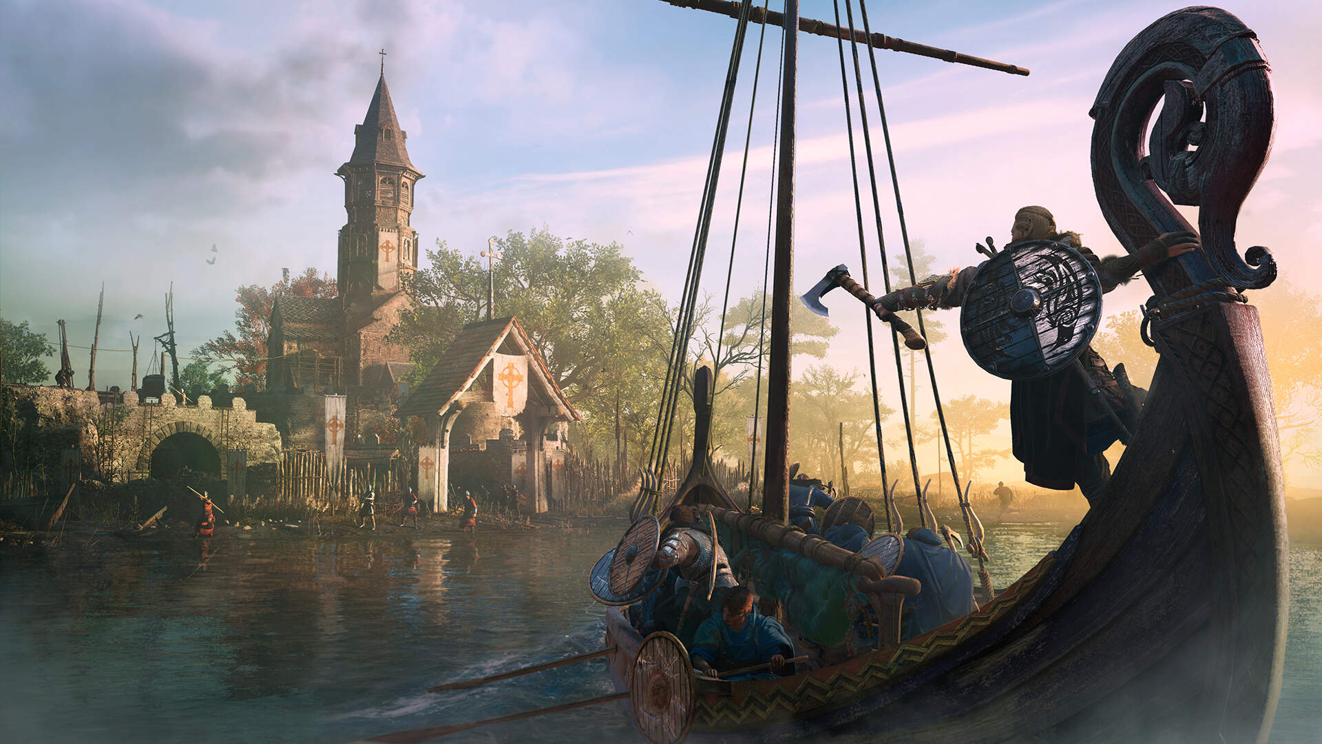 Assassin's Creed Valhalla Will Now Launch Alongside Xbox Series X and S