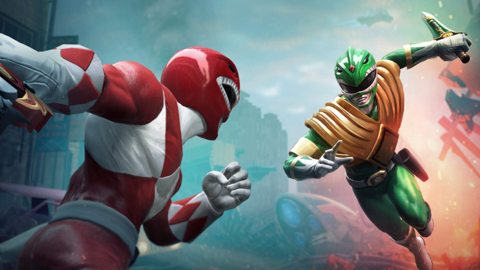 Power Rangers: Battle for the Grid is Going Full Crossplay Today