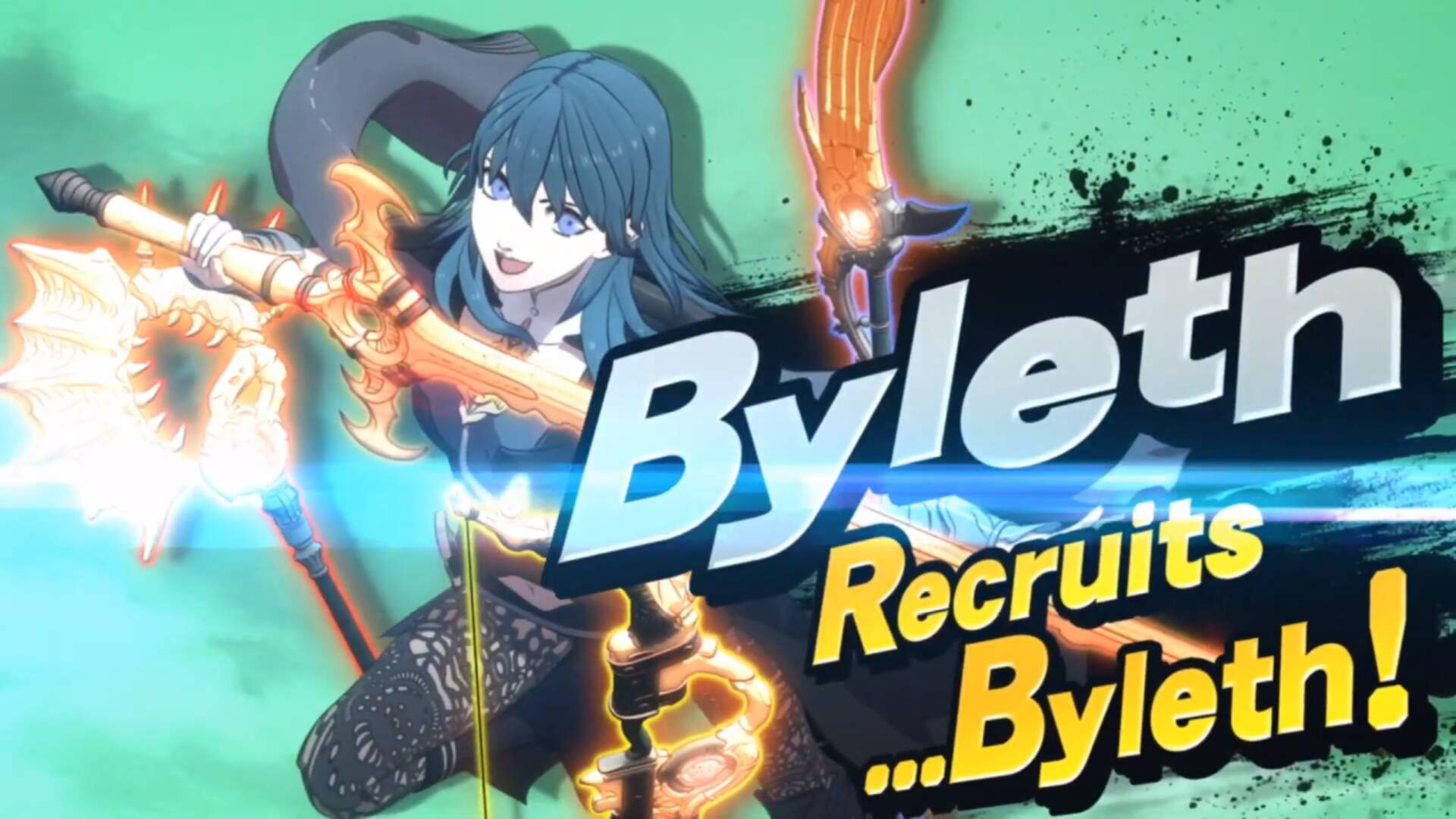 Byleth is the Next Fighter Joining Super Smash Bros. Ultimate