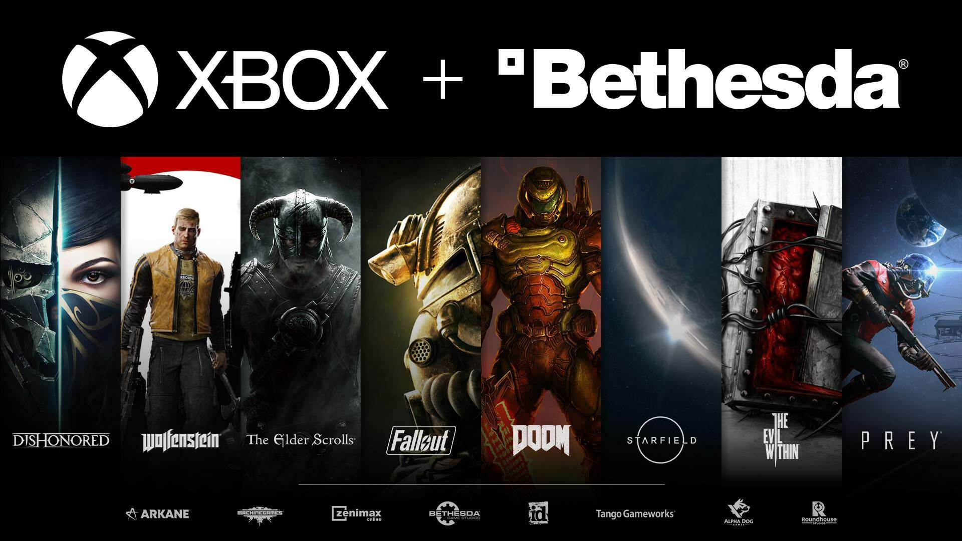 Microsoft Acquires Bethesda, Adding Fallout, Doom, and Other Massive Franchises to the Fold