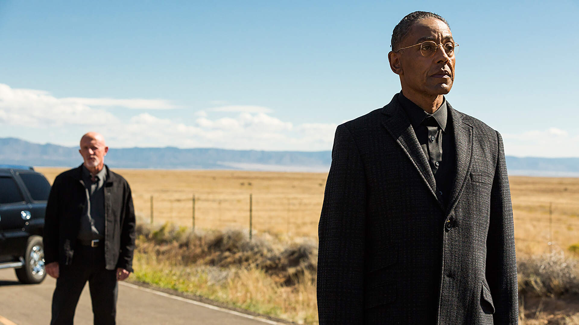 """Breaking Bad's Giancarlo Esposito Teases a Role in a """"Huge"""" Game"""