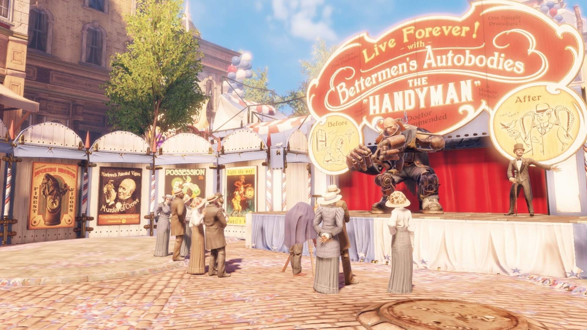 Bioshock Infinite: How to Find and Disable the Golden Guns