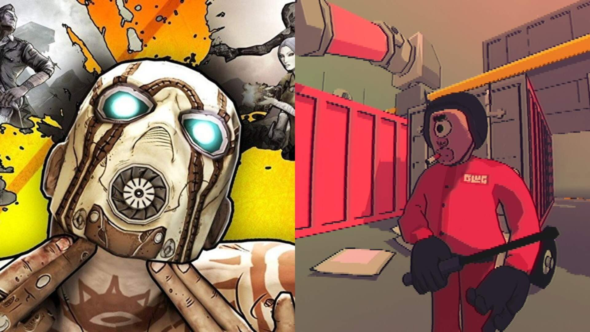 Sludge Life and Borderlands Handsome Collection Are Funny, First-Person, and Free on Epic