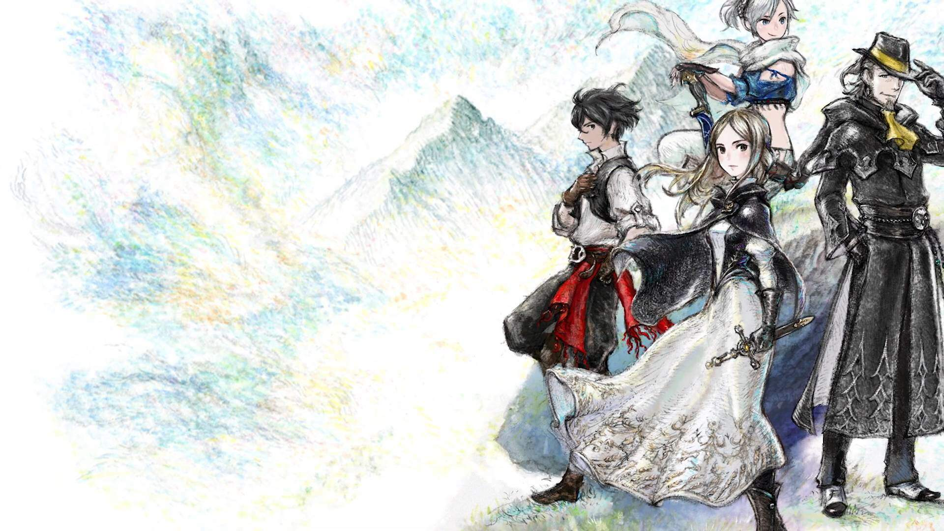 Bravely Default 2 Has Been Delayed to 2021