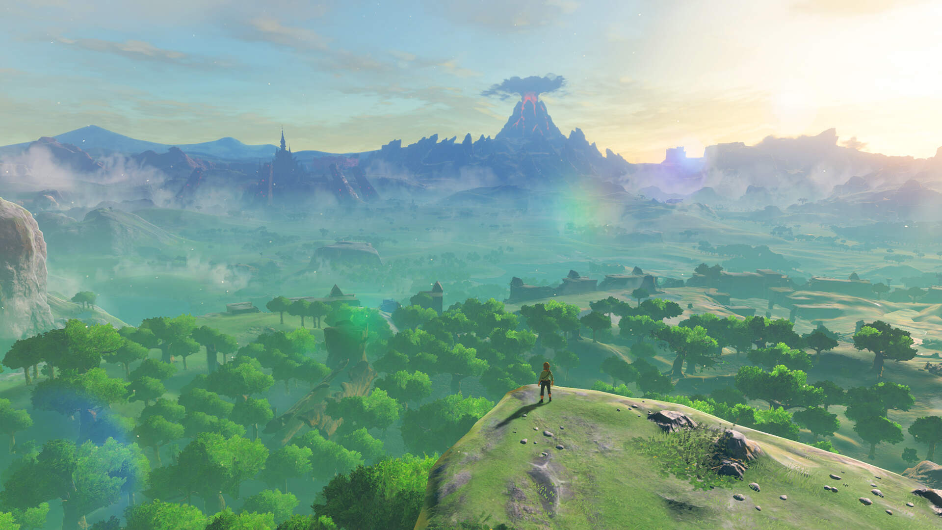Hyrule Warriors: Age of Calamity Will Use Breath of the Wild's Overworld Map