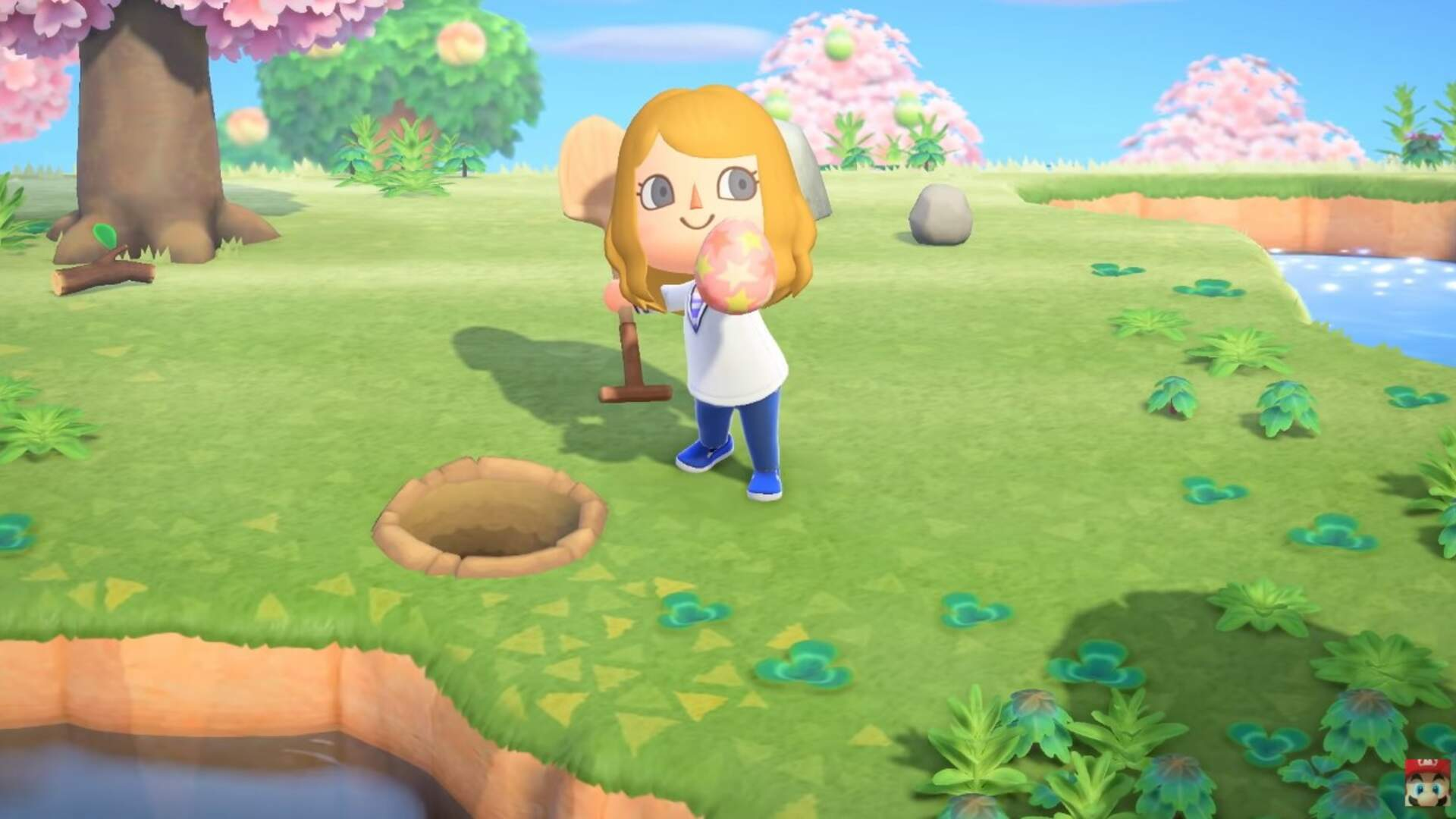 "Animal Crossing: New Horizons Patch Adjusts Drop Rate of ""Some Eggs"""