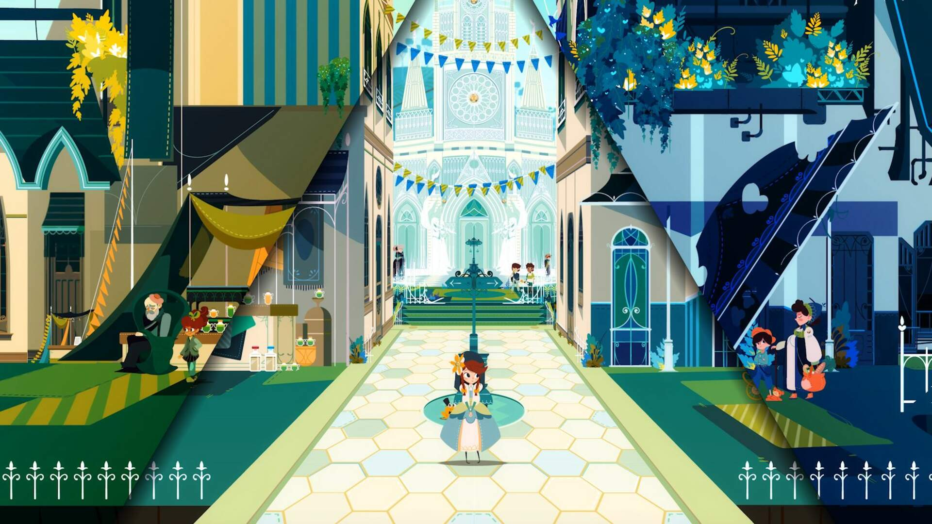 Cris Tales Is a JRPG Homage With a Time-Bending Twist