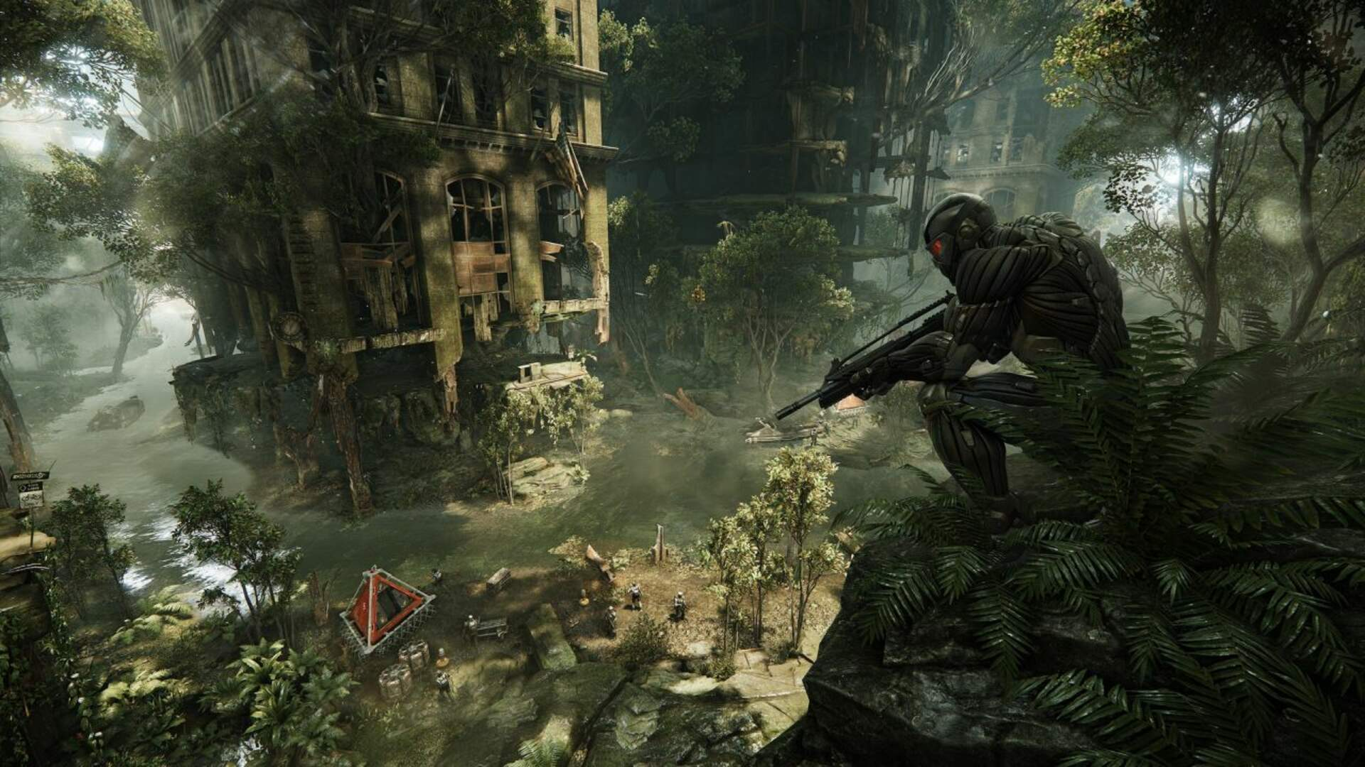 Bah Gawd, That's The Crysis Twitter Account