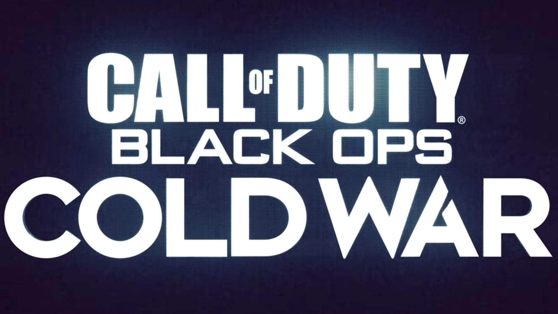 Call of Duty: Black Ops Cold War Confirmed for a Reveal Next Week