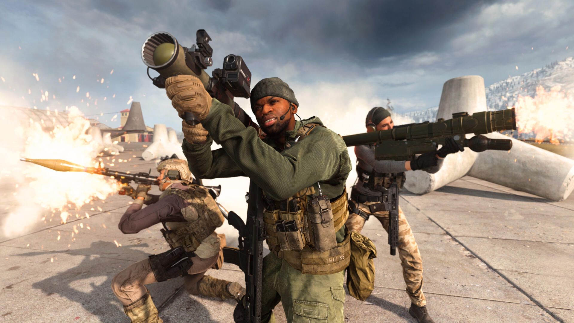 Call Of Duty Warzone Directors On Its Runaway Success And What S