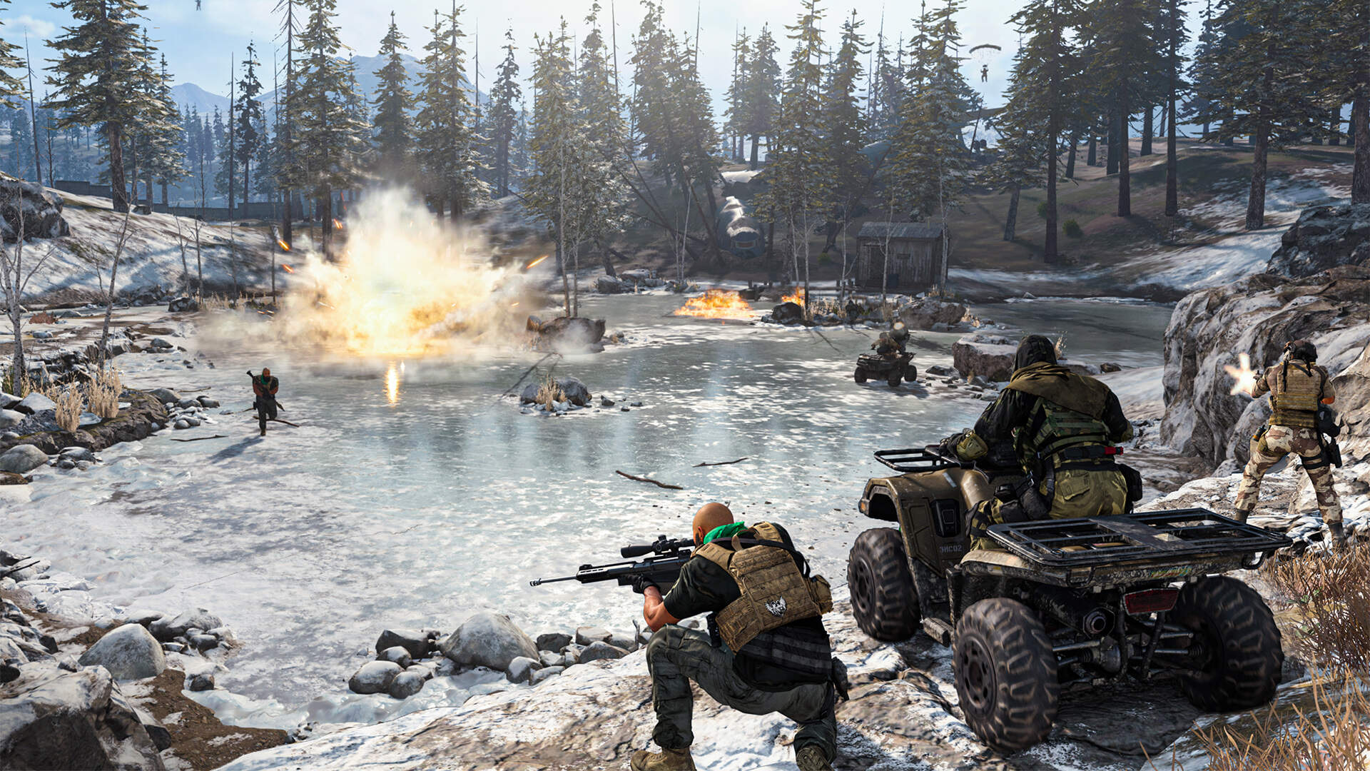 Call of Duty: Warzone, Modern Warfare's New Free-To-Play, Standalone Battle Royale, Is Out Tomorrow