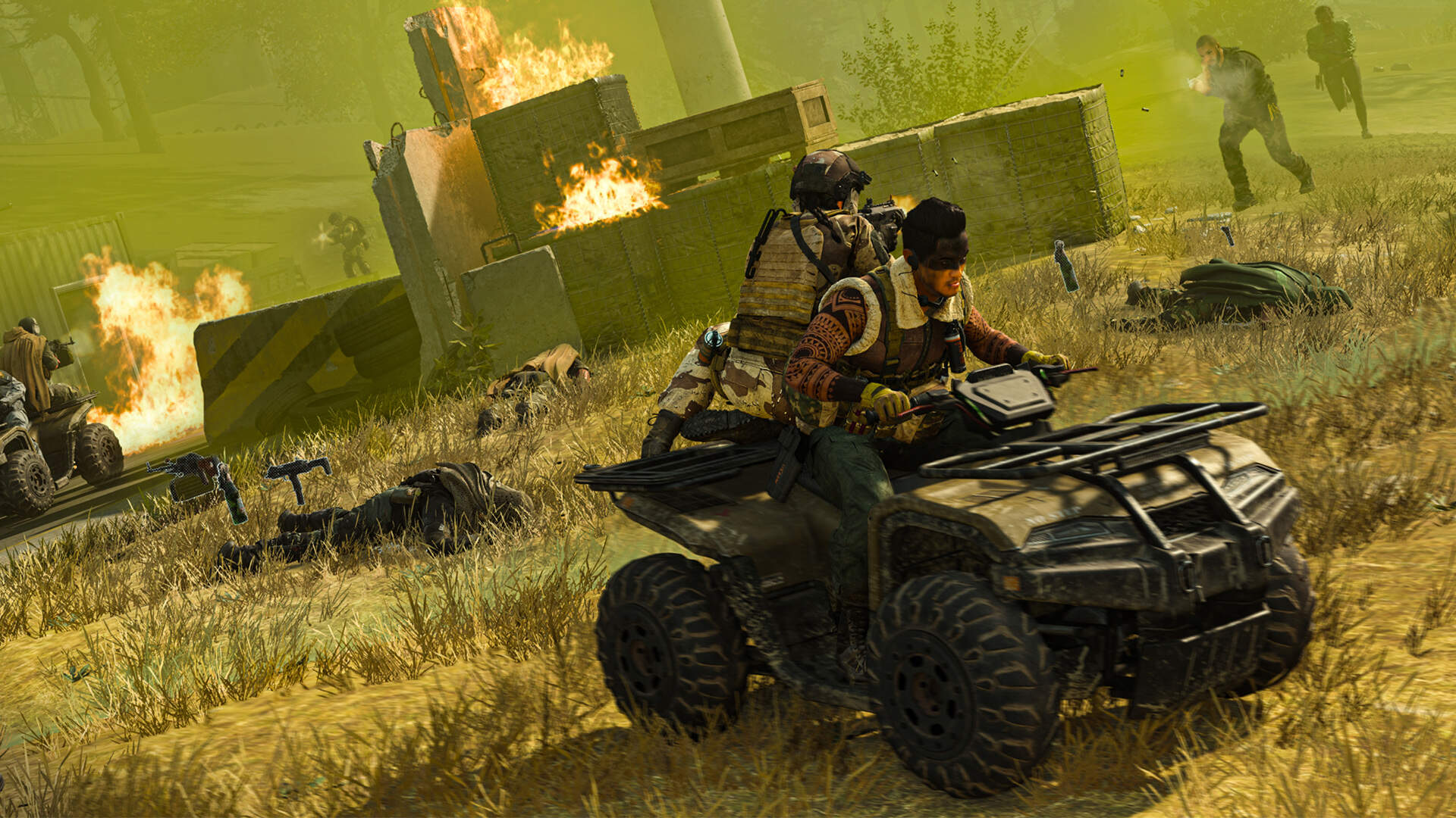 Call of Duty: Warzone Requires Xbox Live Gold, but Doesn't Need PlayStation Plus