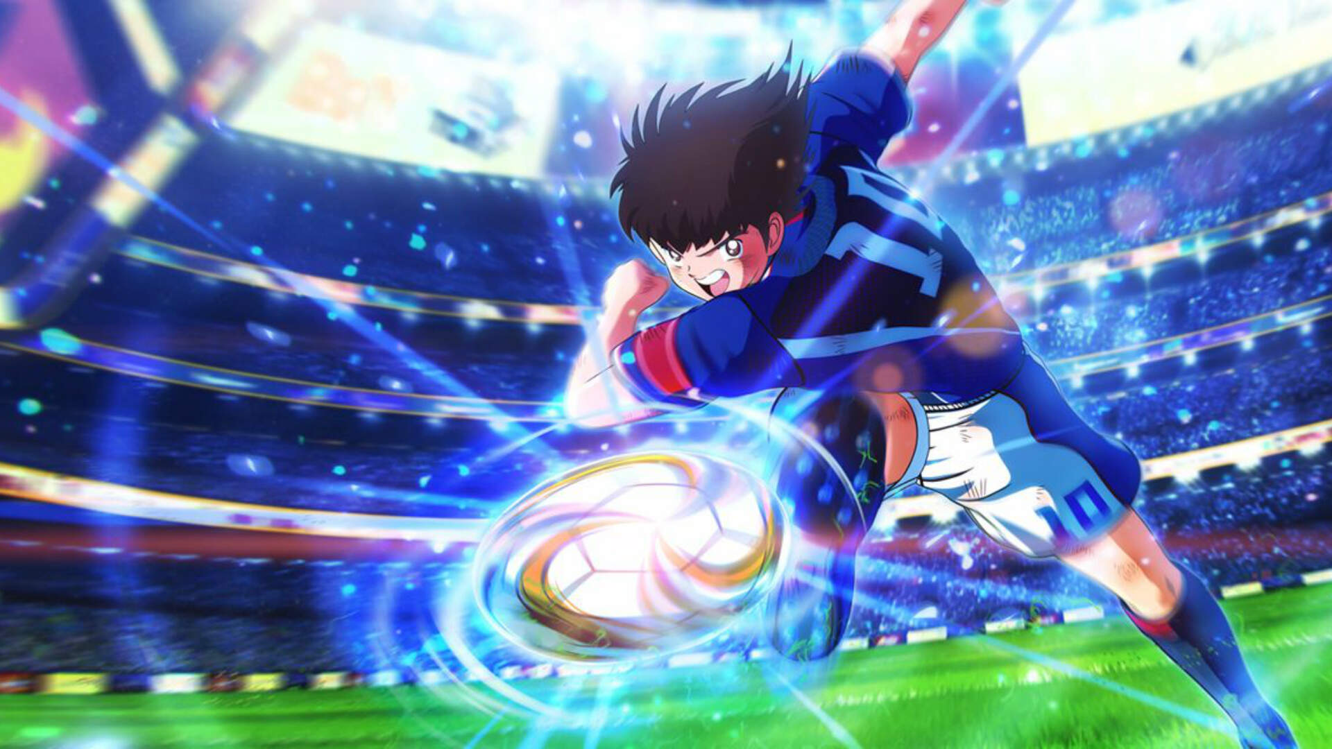 Captain Tsubasa Giving FIFA Much-Needed Competition With Super-Powered Shonen Soccer