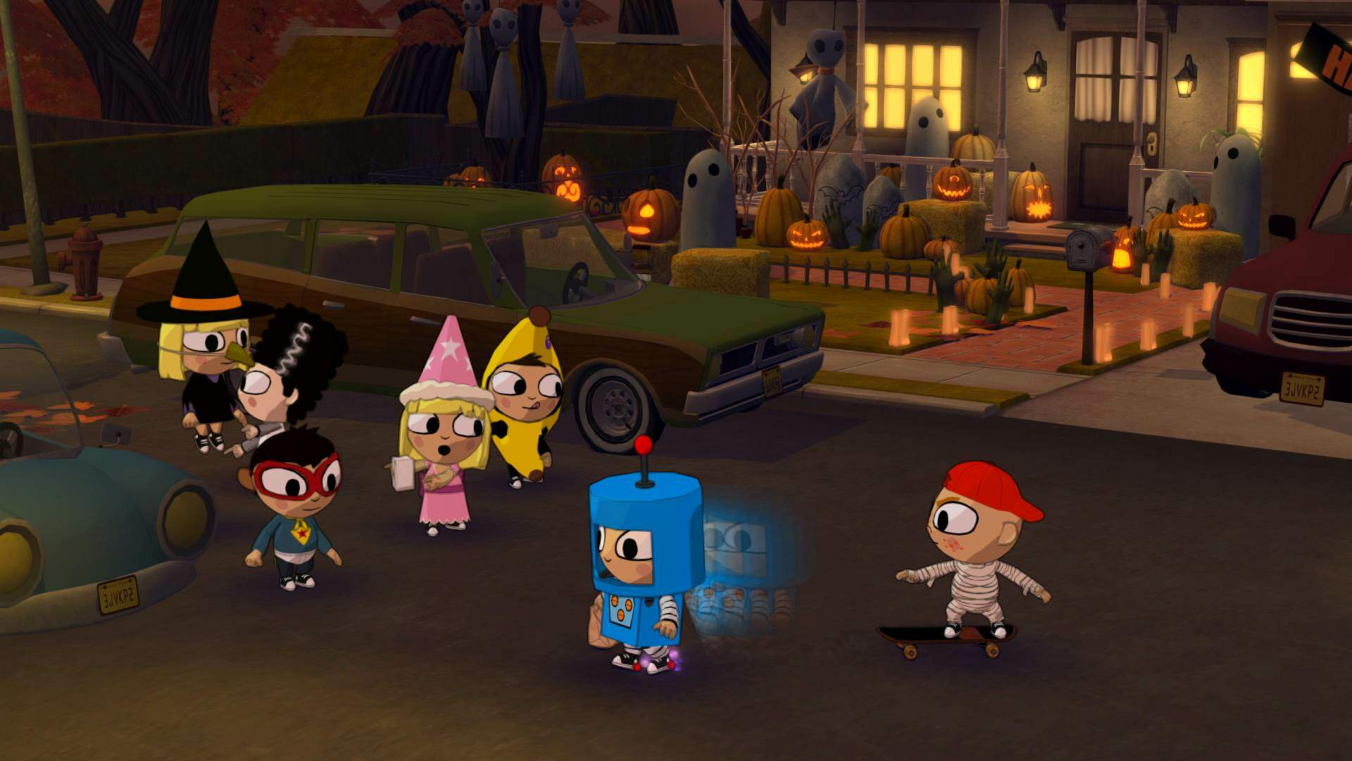 11 Games That Will Help You Get in the Halloween Spirit