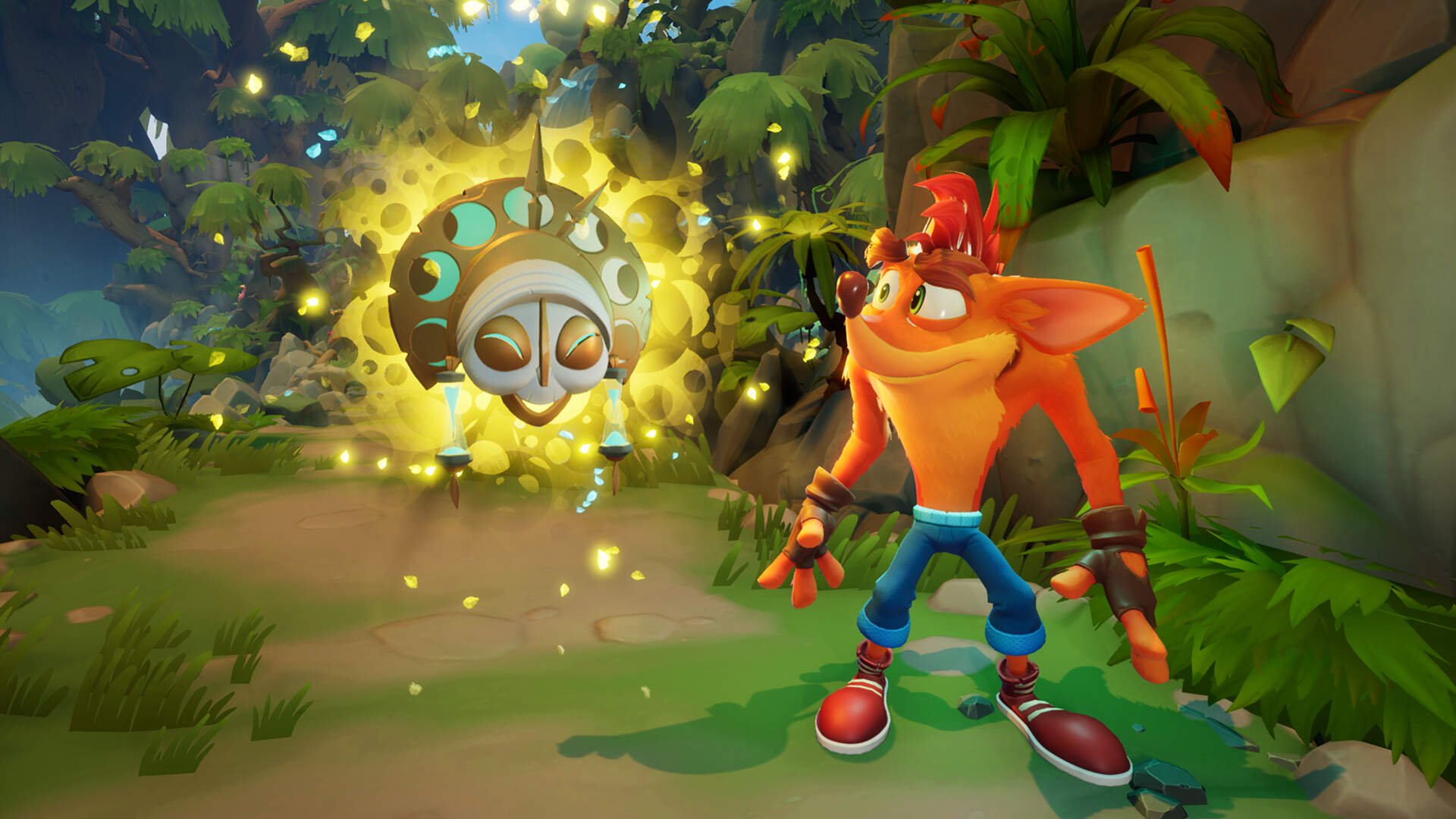 Crash Bandicoot 4's Developers On Why This Sequel Has a Number, Its New Modern and Retro Modes, and More