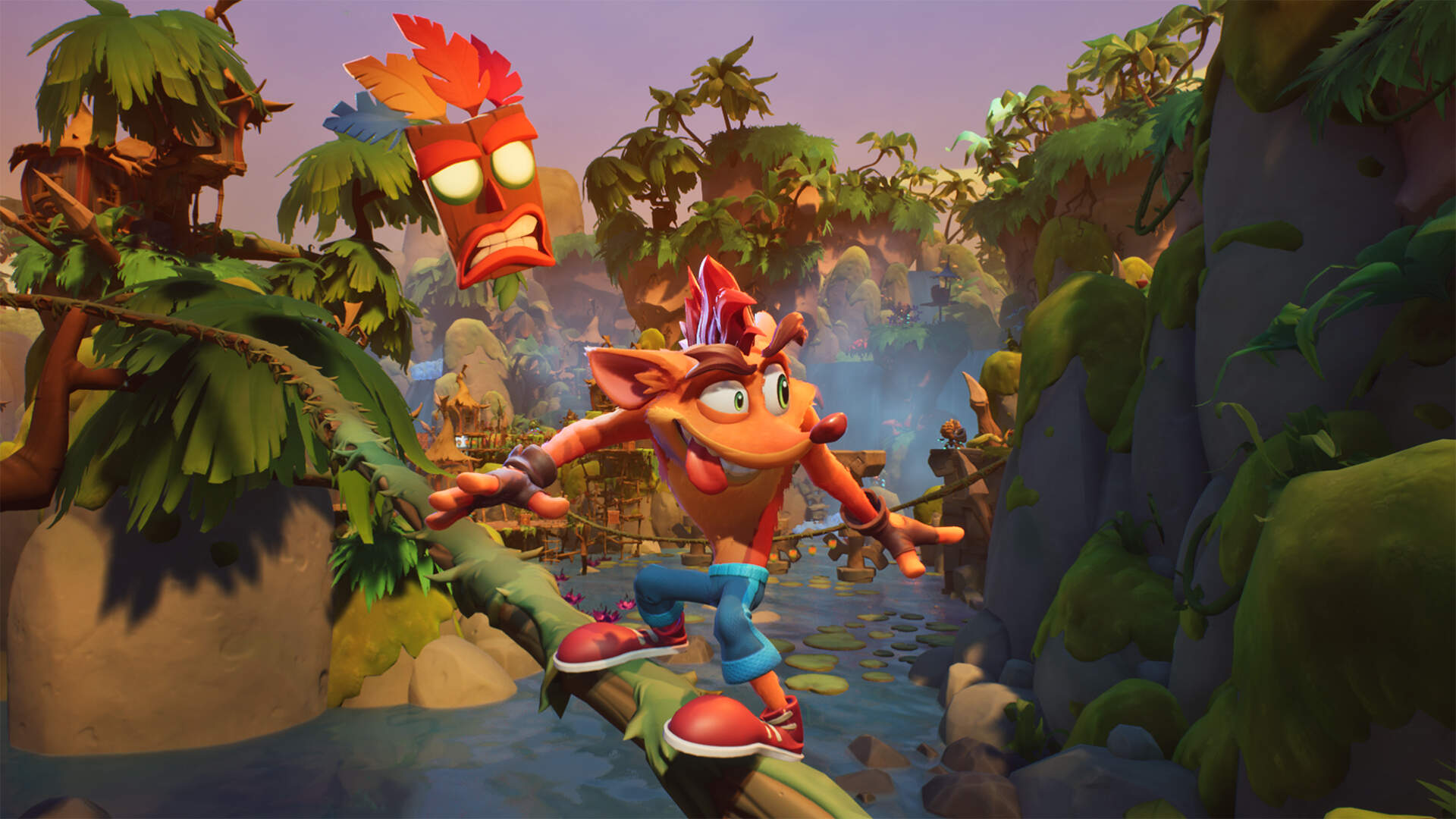 It's About Time for Crash Bandicoot 4: It's About Time