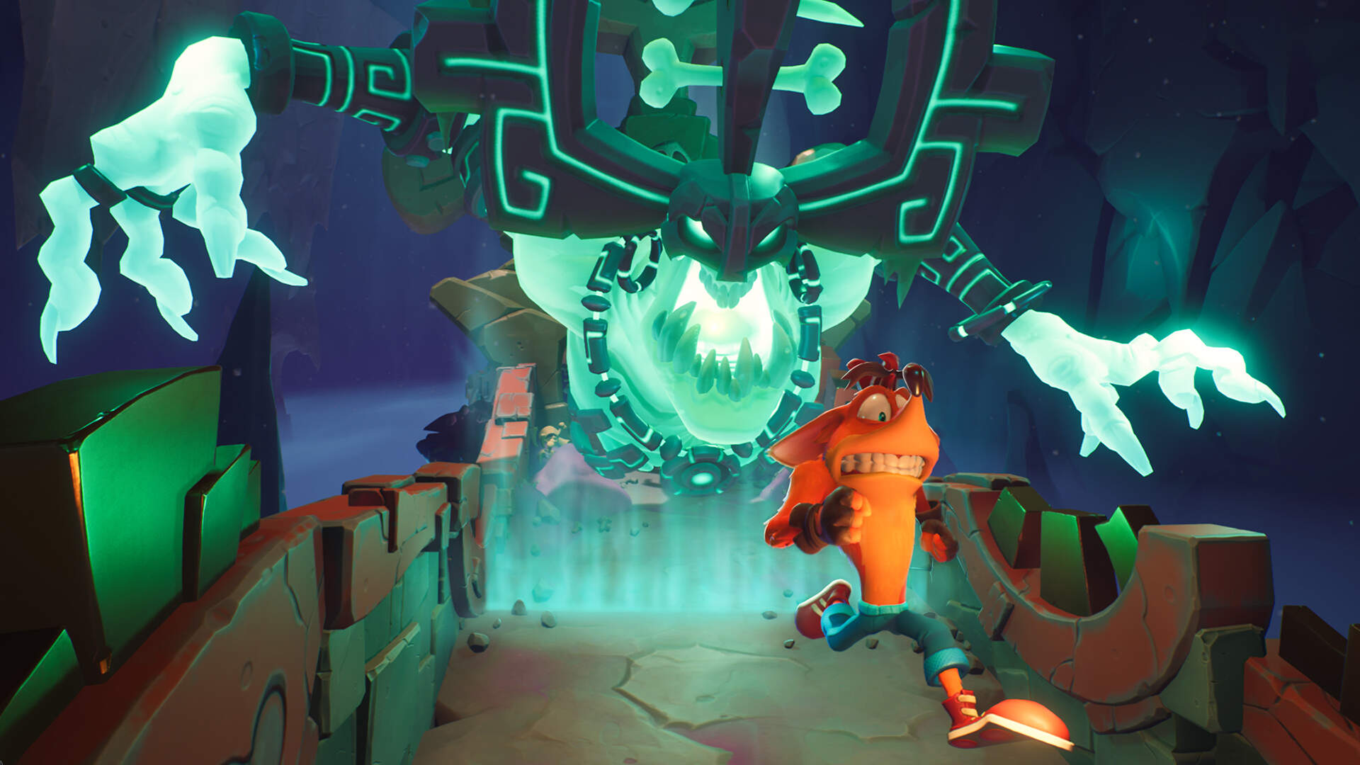 Crash Bandicoot 4: It's About Time Finds Cool, Creative Ways to Skin You Alive